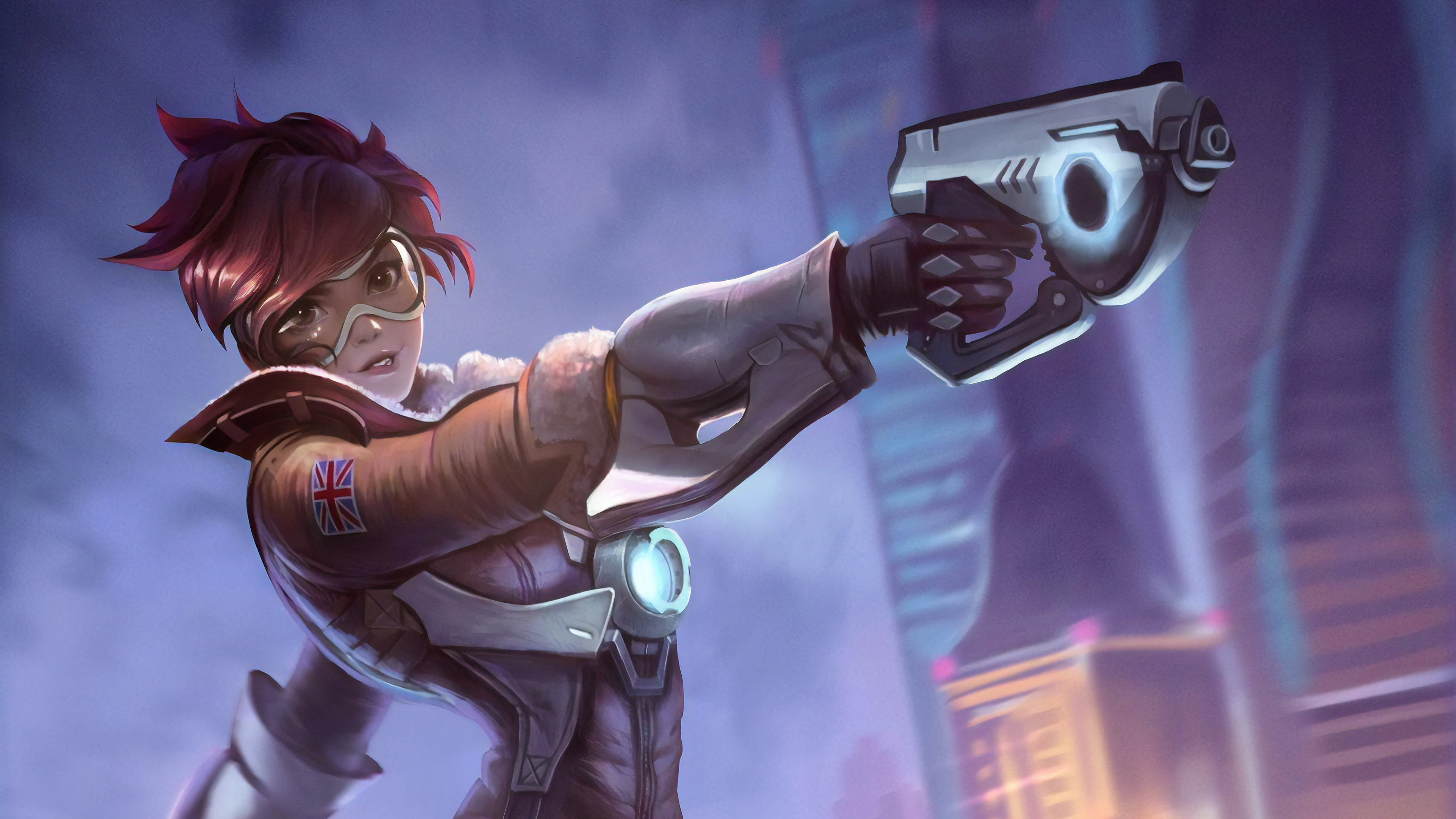 tracer overwatch art 1568056129 - Tracer Overwatch Art - xbox games wallpapers, tracer overwatch wallpapers, ps games wallpapers, pc games wallpapers, overwatch wallpapers, hd-wallpapers, games wallpapers, digital art wallpapers, deviantart wallpapers, artwork wallpapers, artist wallpapers, 4k-wallpapers, 2019 games wallpapers