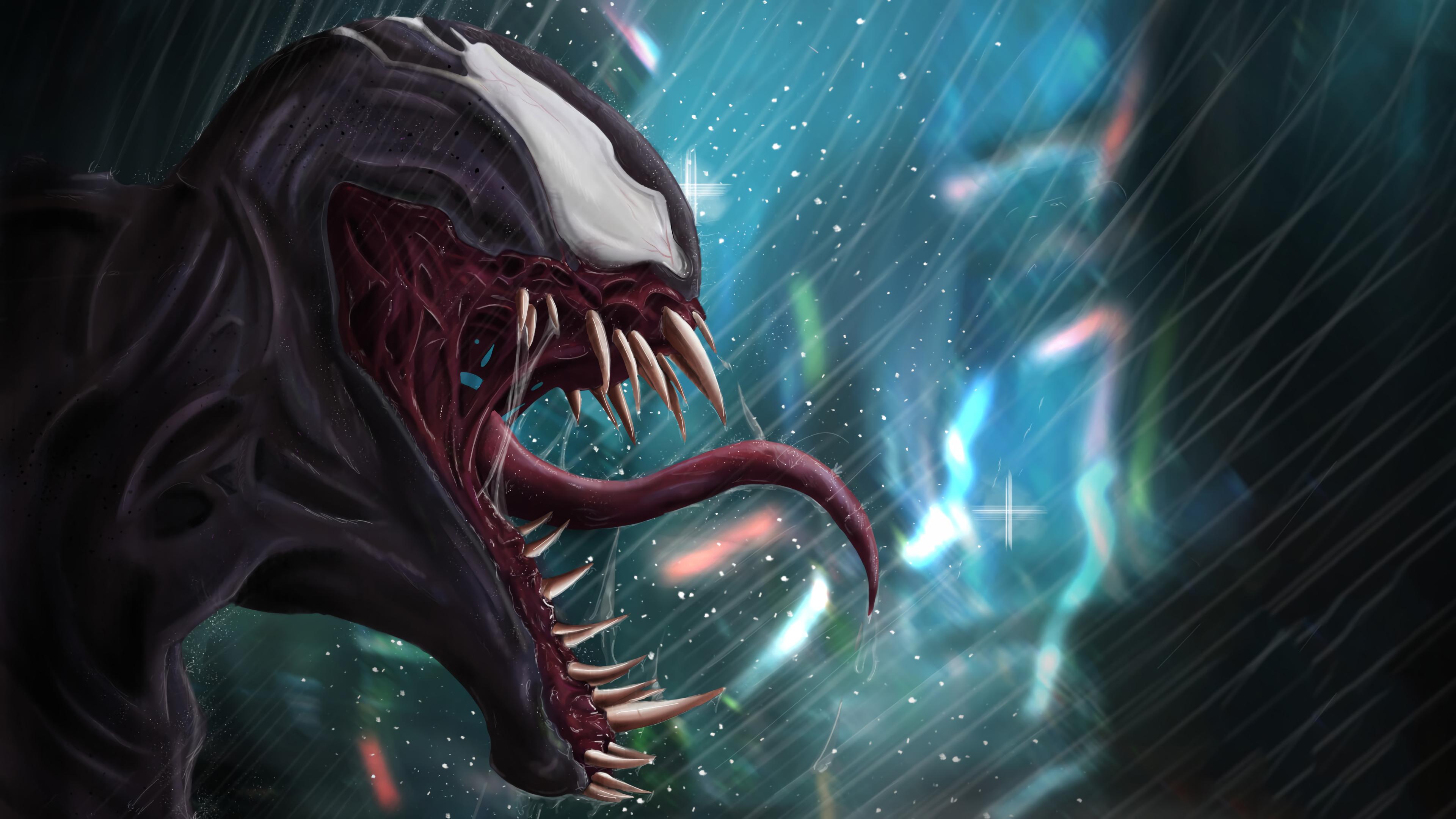 venom art 1568054719 - Venom Art - Venom wallpapers, superheroes wallpapers, hd-wallpapers, digital art wallpapers, artwork wallpapers, artstation wallpapers, 4k-wallpapers