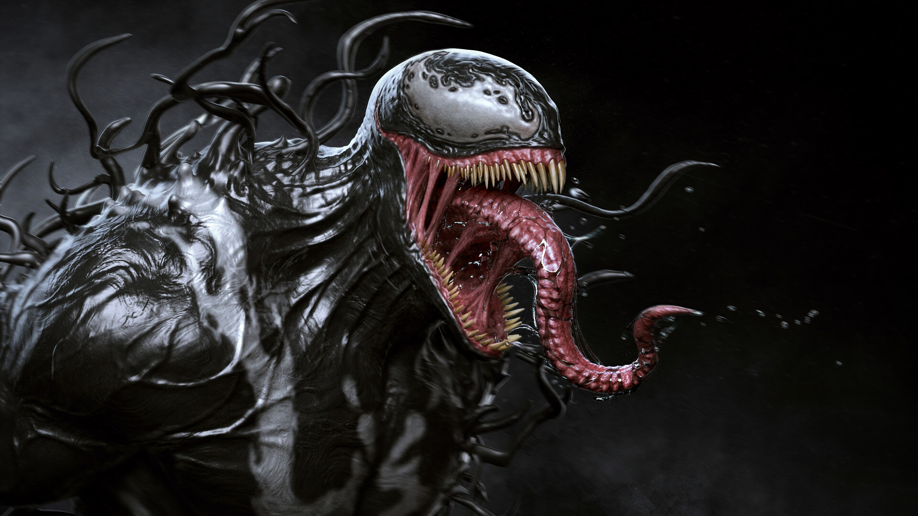 venom new 1568054734 - Venom new - Venom wallpapers, superheroes wallpapers, hd-wallpapers, digital art wallpapers, artwork wallpapers, 4k-wallpapers