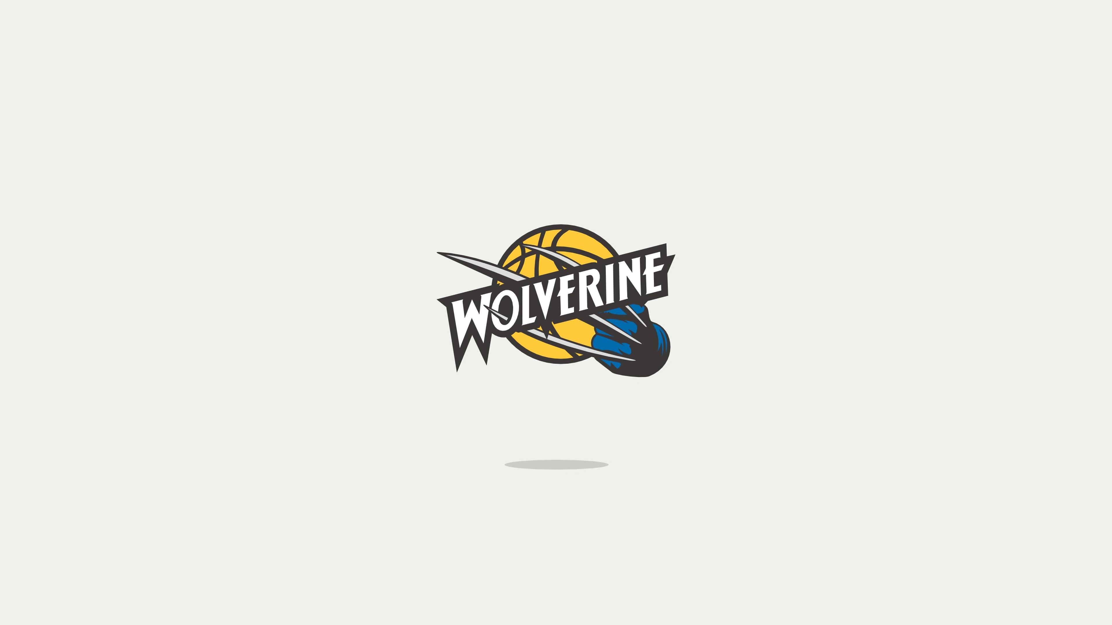 wolverine minimal logo 1568055216 - Wolverine Minimal Logo - wolverine wallpapers, superheroes wallpapers, minimalist wallpapers, minimalism wallpapers, hd-wallpapers, behance wallpapers, 4k-wallpapers