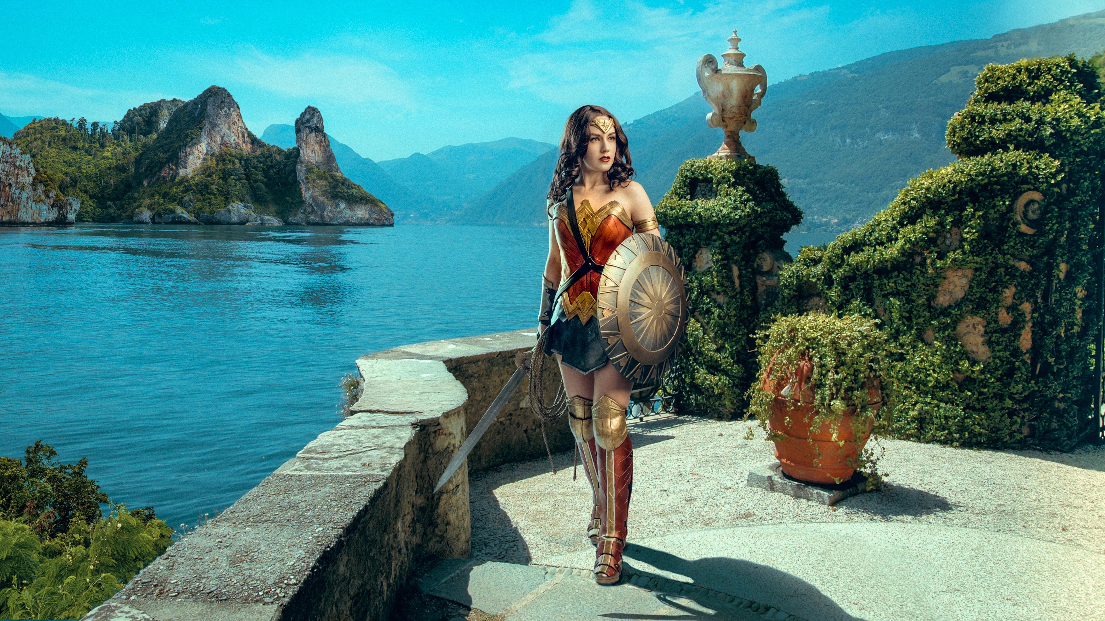 wonder woman cosplay 2019 1568054219 - wonder Woman Cosplay 2019 - wonder woman wallpapers, superheroes wallpapers, hd-wallpapers, digital art wallpapers, cosplay wallpapers, behance wallpapers, artwork wallpapers, 4k-wallpapers
