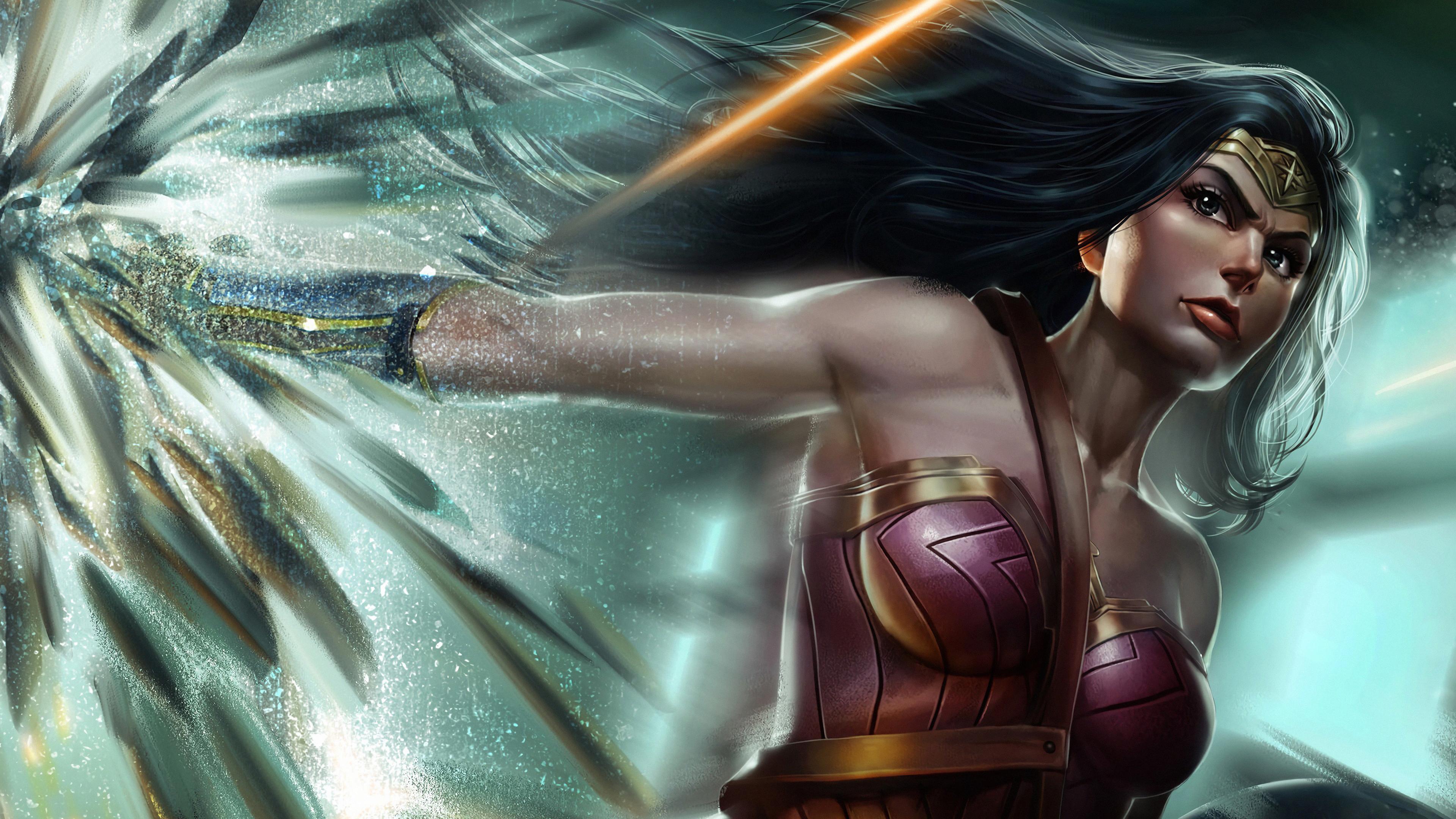 wonder woman digital arts 1568055208 - Wonder Woman Digital Arts - wonder woman wallpapers, superheroes wallpapers, hd-wallpapers, digital art wallpapers, artwork wallpapers, artstation wallpapers, 4k-wallpapers