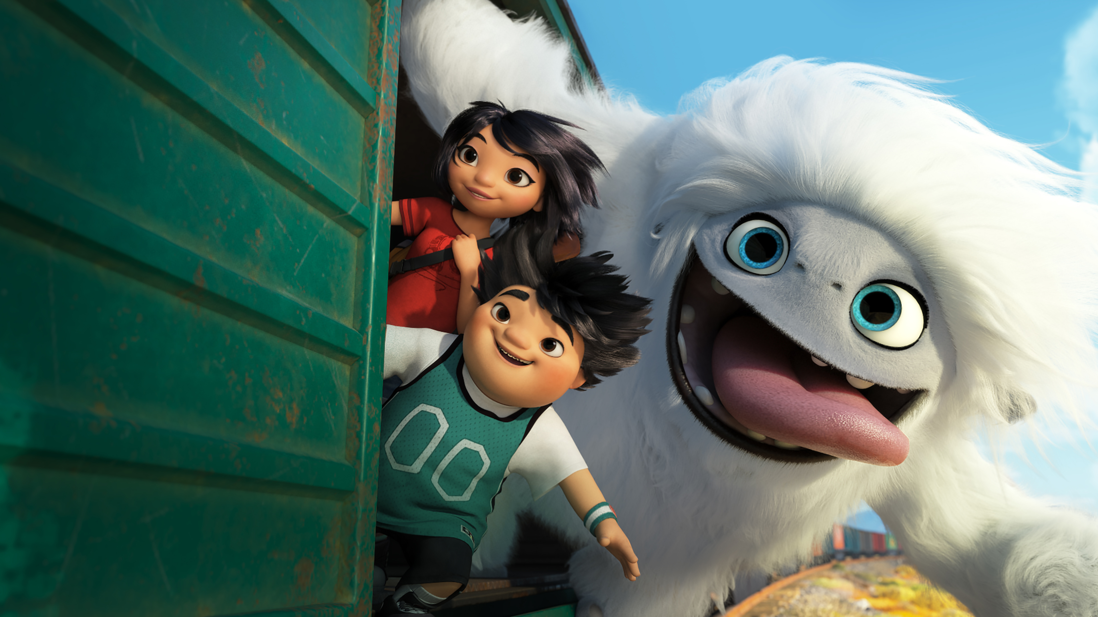 abominable 1572370950 - Abominable - hd-wallpapers, animated movies wallpapers, abominable wallpapers, 5k wallpapers, 4k-wallpapers, 2019 movies wallpapers