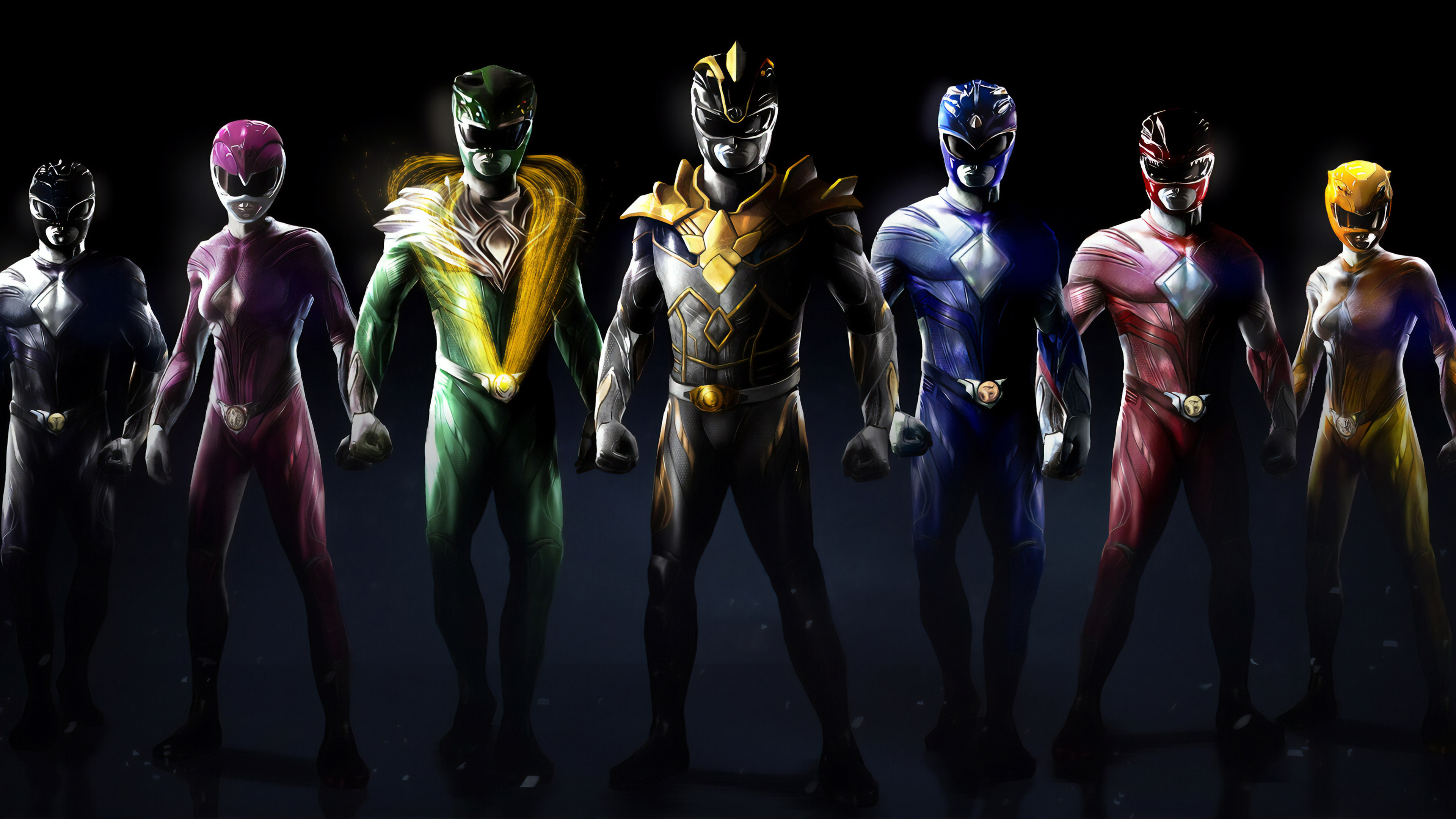 all power rangers 1570394619 - All Power Rangers - superheroes wallpapers, power rangers wallpapers, hd-wallpapers, artstation wallpapers, 4k-wallpapers