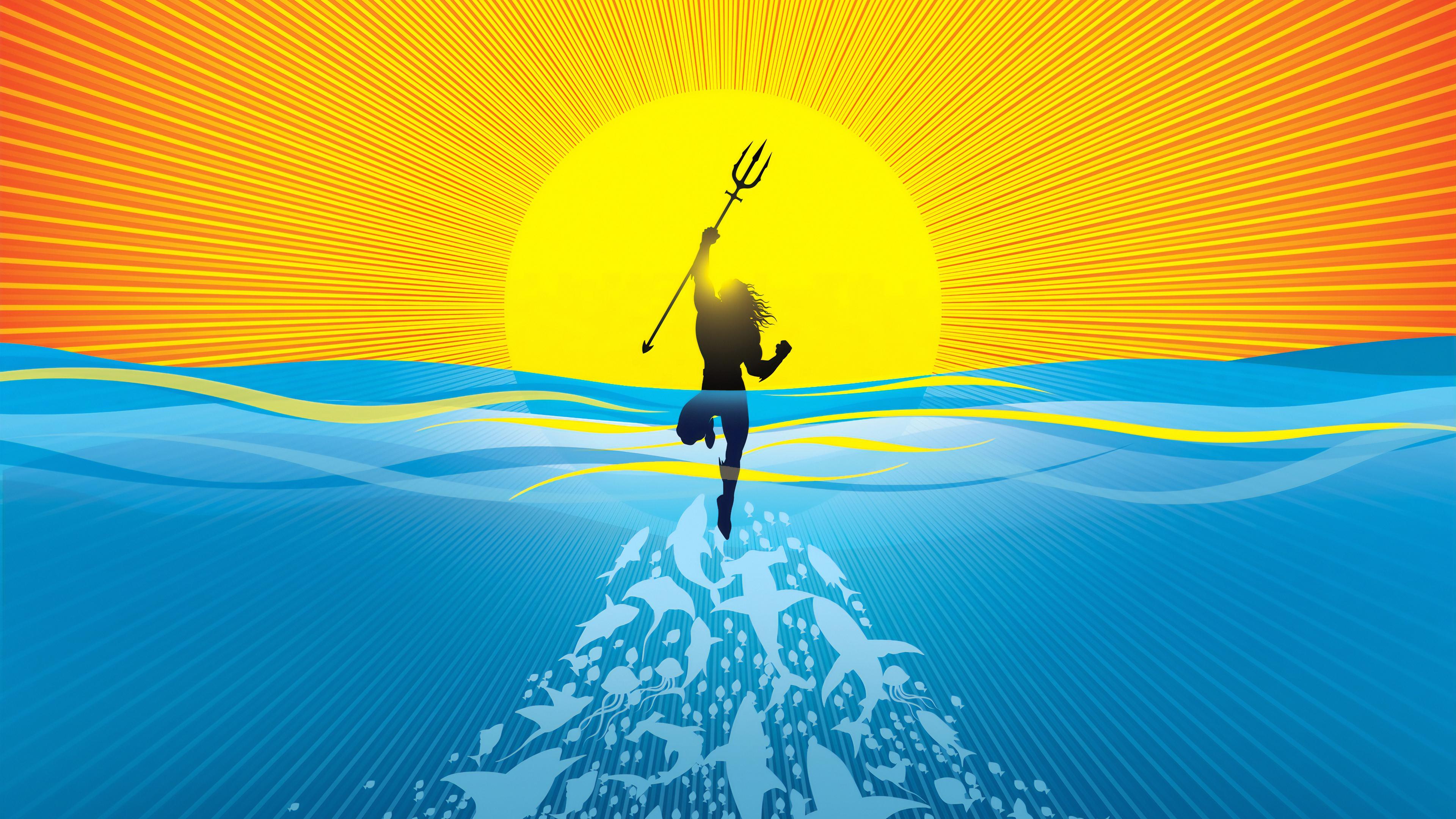 aquaman a tide is coming 1570918653 - Aquaman A Tide Is Coming - superheroes wallpapers, hd-wallpapers, digital art wallpapers, artwork wallpapers, aquaman wallpapers, 4k-wallpapers