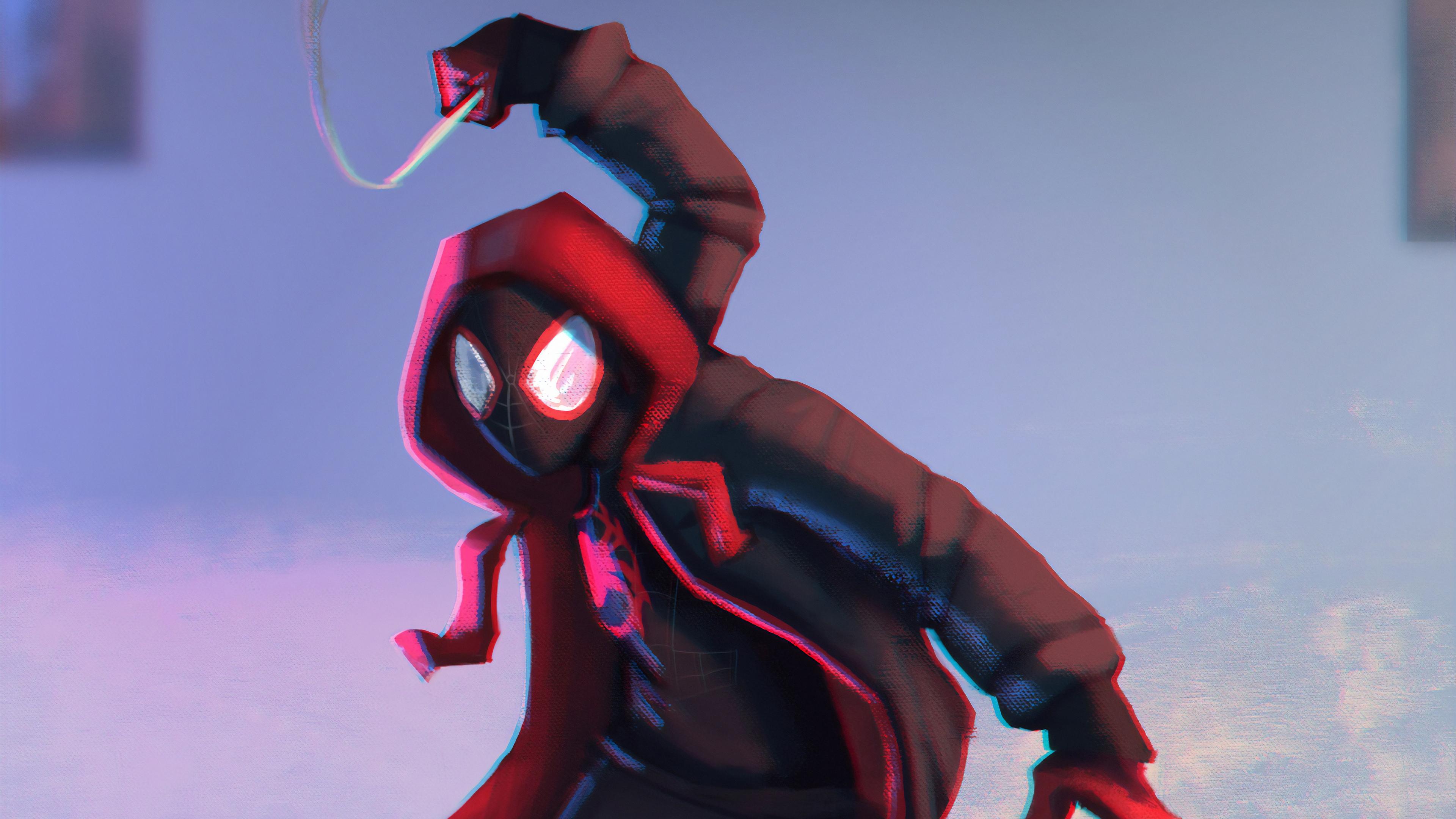 art spiderman miles morales 1572368598 - Art Spiderman Miles Morales - superheroes wallpapers, spiderman wallpapers, hd-wallpapers, digital art wallpapers, artwork wallpapers, artstation wallpapers, art wallpapers, 4k-wallpapers