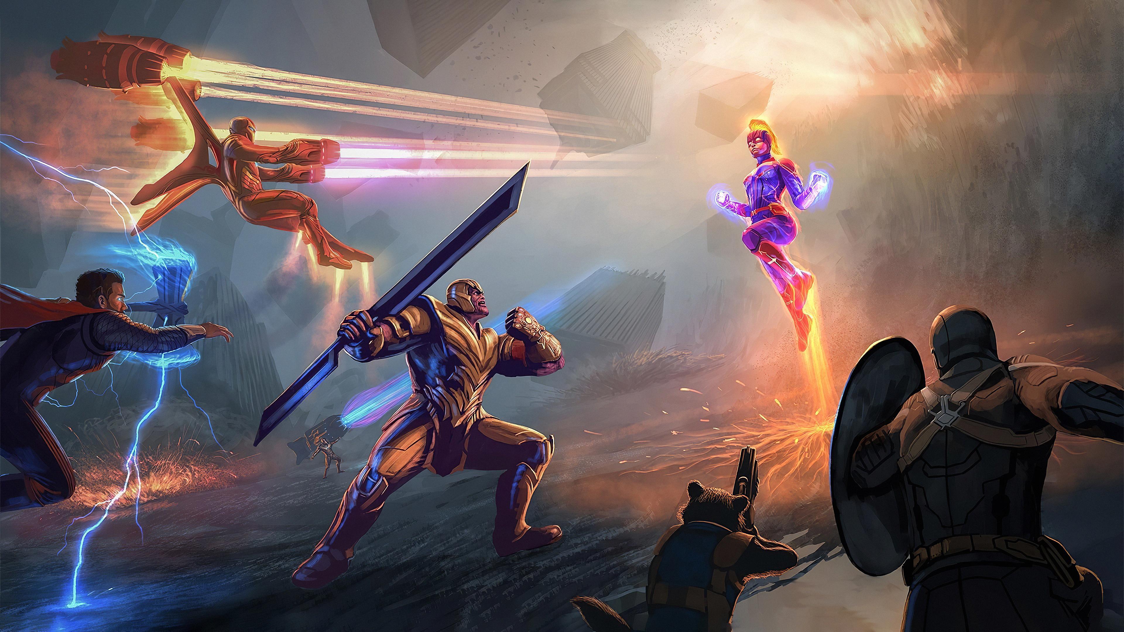 avengers endgame new 1572368613 - Avengers Endgame New - superheroes wallpapers, hd-wallpapers, avengers endgame wallpapers, artwork wallpapers, 4k-wallpapers