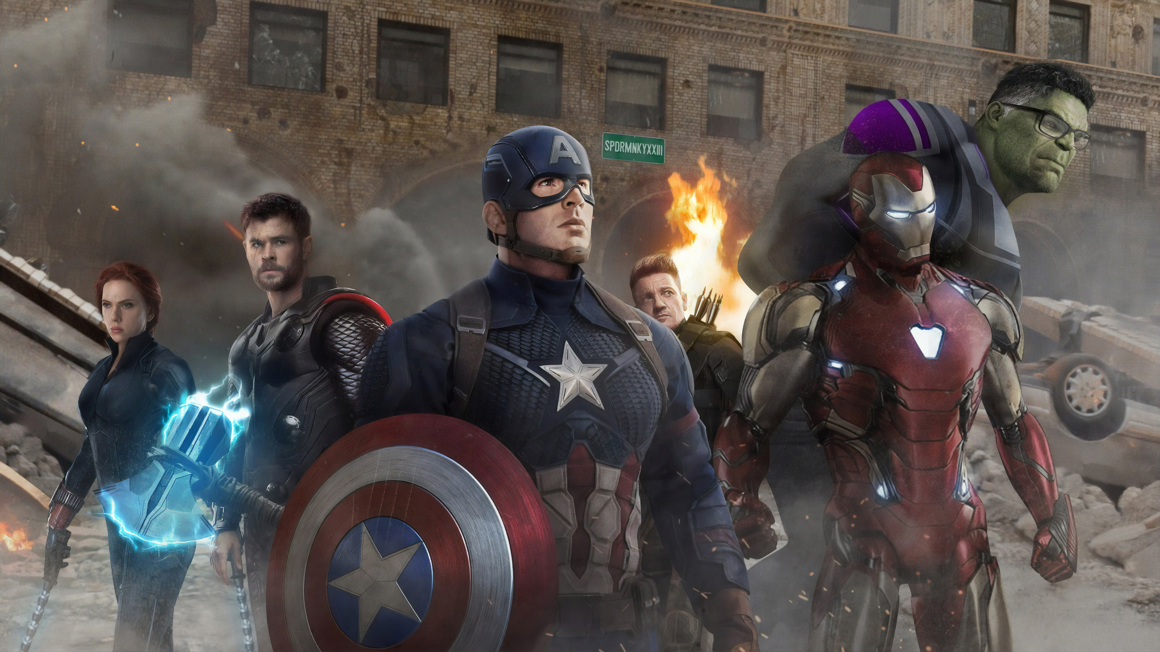 avengers endgame team 1570394435 - Avengers Endgame Team - superheroes wallpapers, hd-wallpapers, avengers endgame wallpapers, artwork wallpapers, 4k-wallpapers