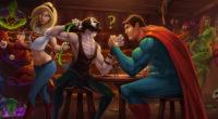 bane and superman 1570393978 200x110 - Bane And Superman - superman wallpapers, superheroes wallpapers, hd-wallpapers, bane wallpapers, artwork wallpapers, artstation wallpapers, 4k-wallpapers