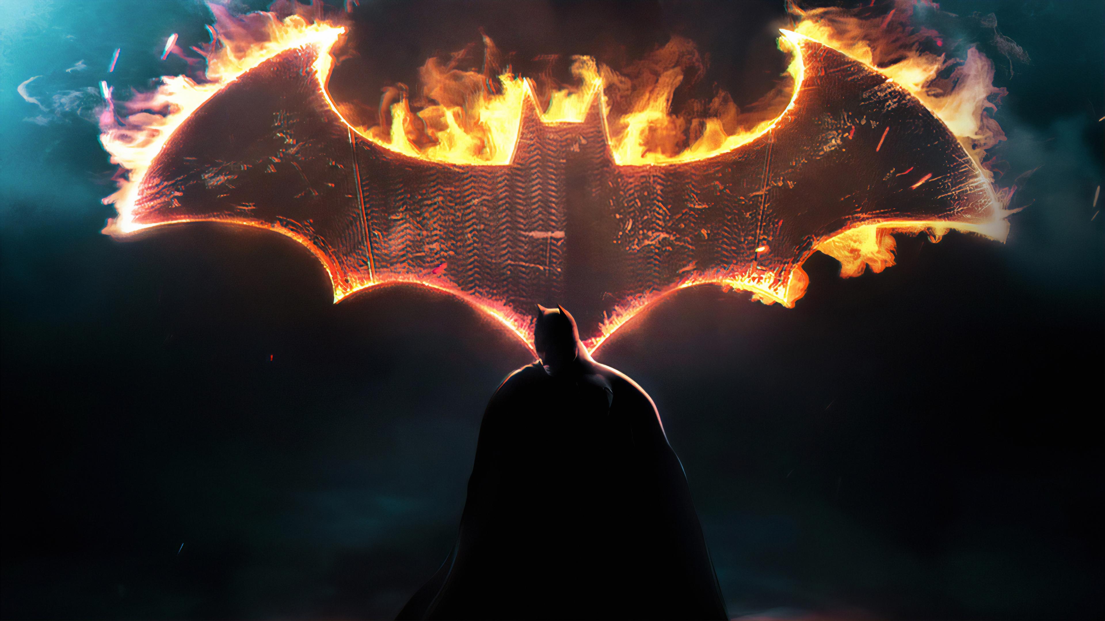 Batman Dark Knight Digital Art by Elite Editions