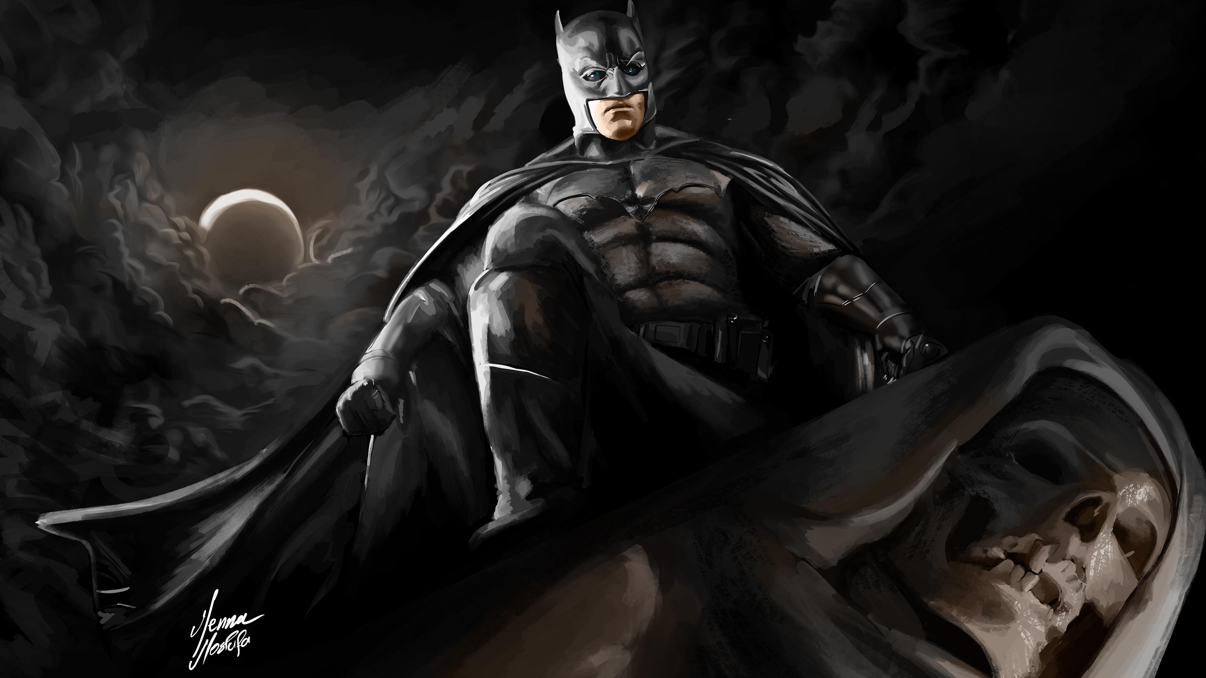 batman darknight art 1572367744 - Batman Darknight Art - superheroes wallpapers, hd-wallpapers, digital art wallpapers, batman wallpapers, artwork wallpapers, 4k-wallpapers