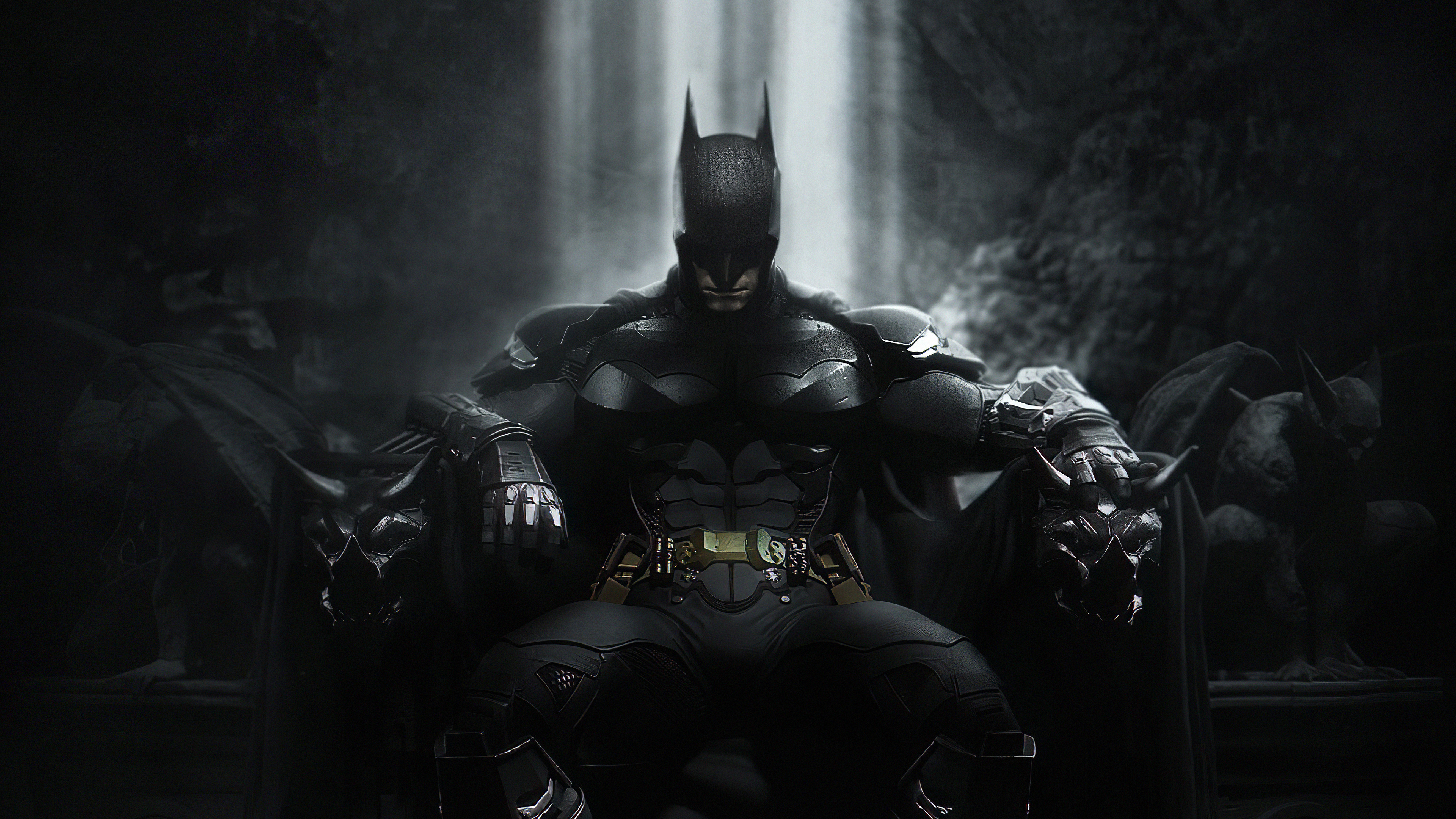 Wallpaper 4k Batman Throne 4k Wallpapers Artwork Wallpapers Batman Wallpapers Deviantart Wallpapers Digital Art Wallpapers Hd Wallpapers Superheroes Wallpapers