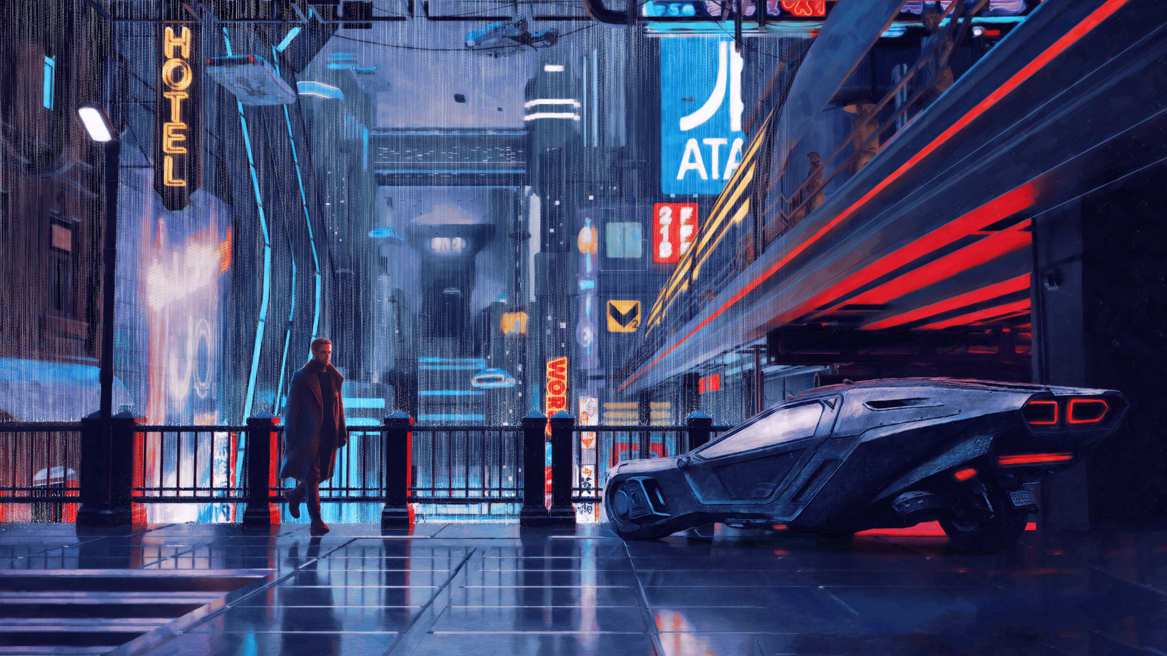 Blade Runner 2049 Arts ryan gosling wallpapers, movies ...