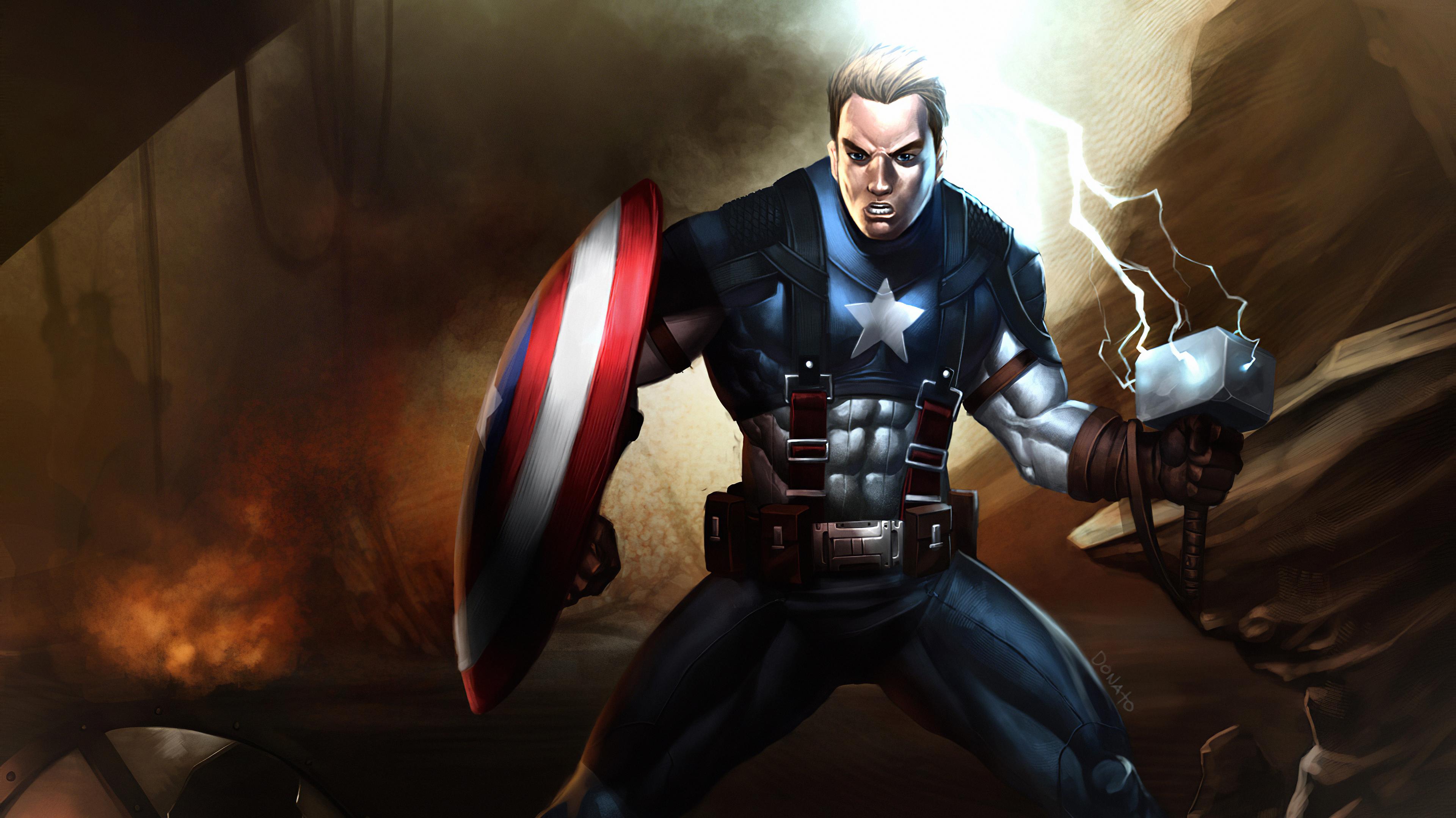 captain america shield hammer 1572368585 - Captain America Shield Hammer - superheroes wallpapers, hd-wallpapers, digital art wallpapers, deviantart wallpapers, captain america wallpapers, artwork wallpapers, artist wallpapers, 4k-wallpapers