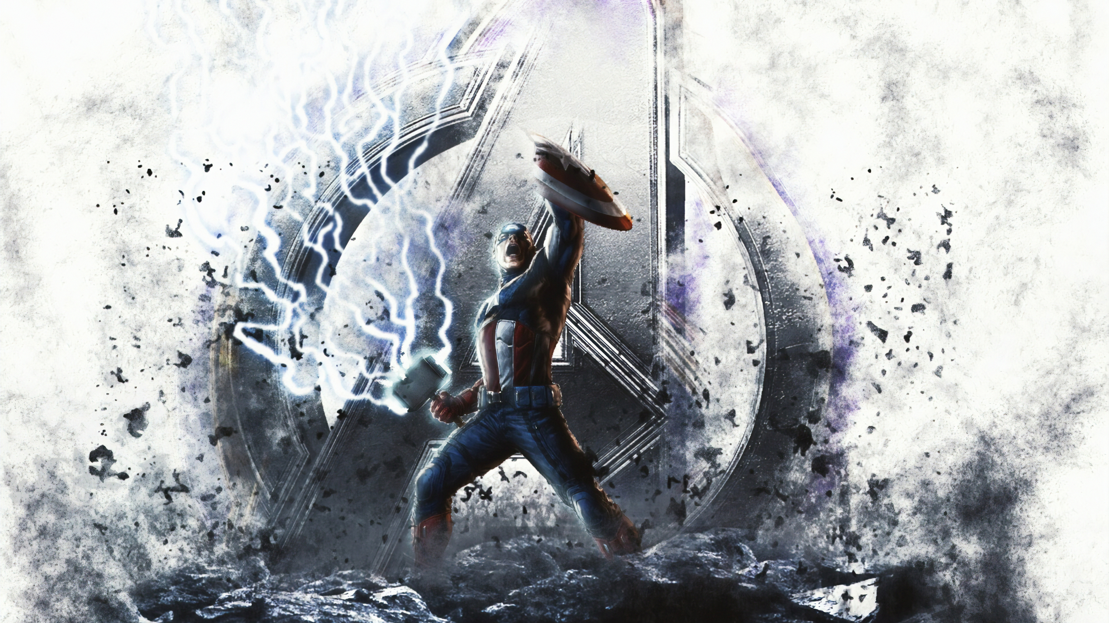 captain america worthy art 1570394318 - Captain America Worthy Art - superheroes wallpapers, hd-wallpapers, captain america wallpapers, artwork wallpapers, 4k-wallpapers