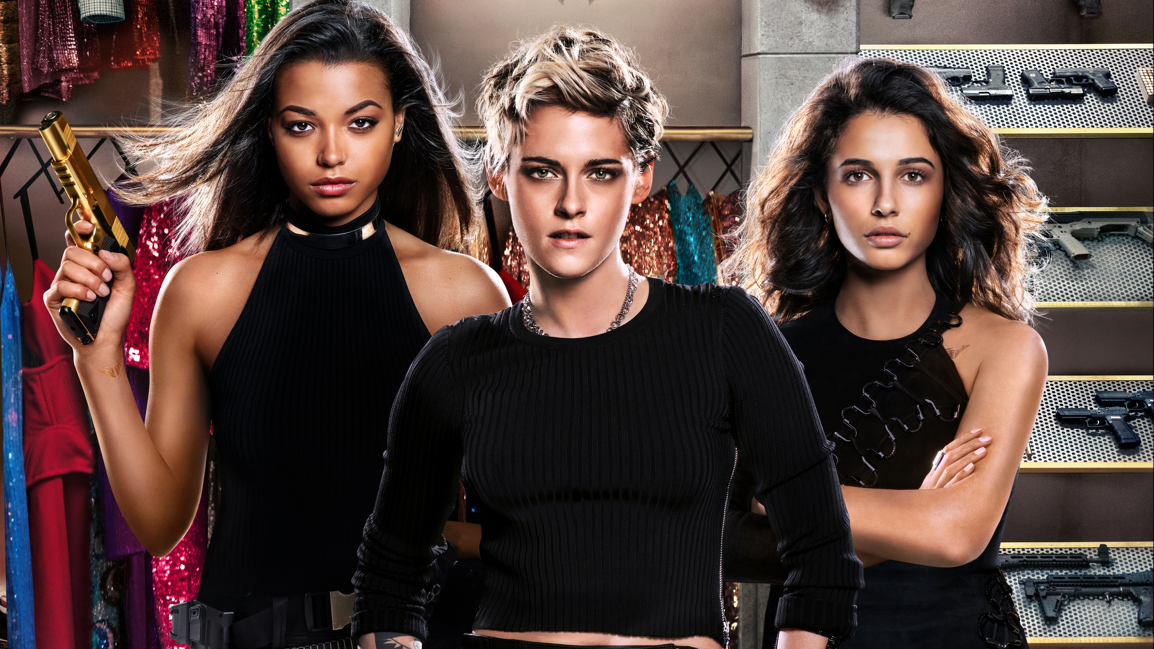 charlies angels 2019 movie 1572370988 - Charlies Angels 2019 Movie - naomi scott wallpapers, movies wallpapers, kristen stewart wallpapers, hd-wallpapers, ella balinska wallpapers, charlies angels wallpapers, 8k wallpapers, 5k wallpapers, 4k-wallpapers, 2019 movies wallpapers