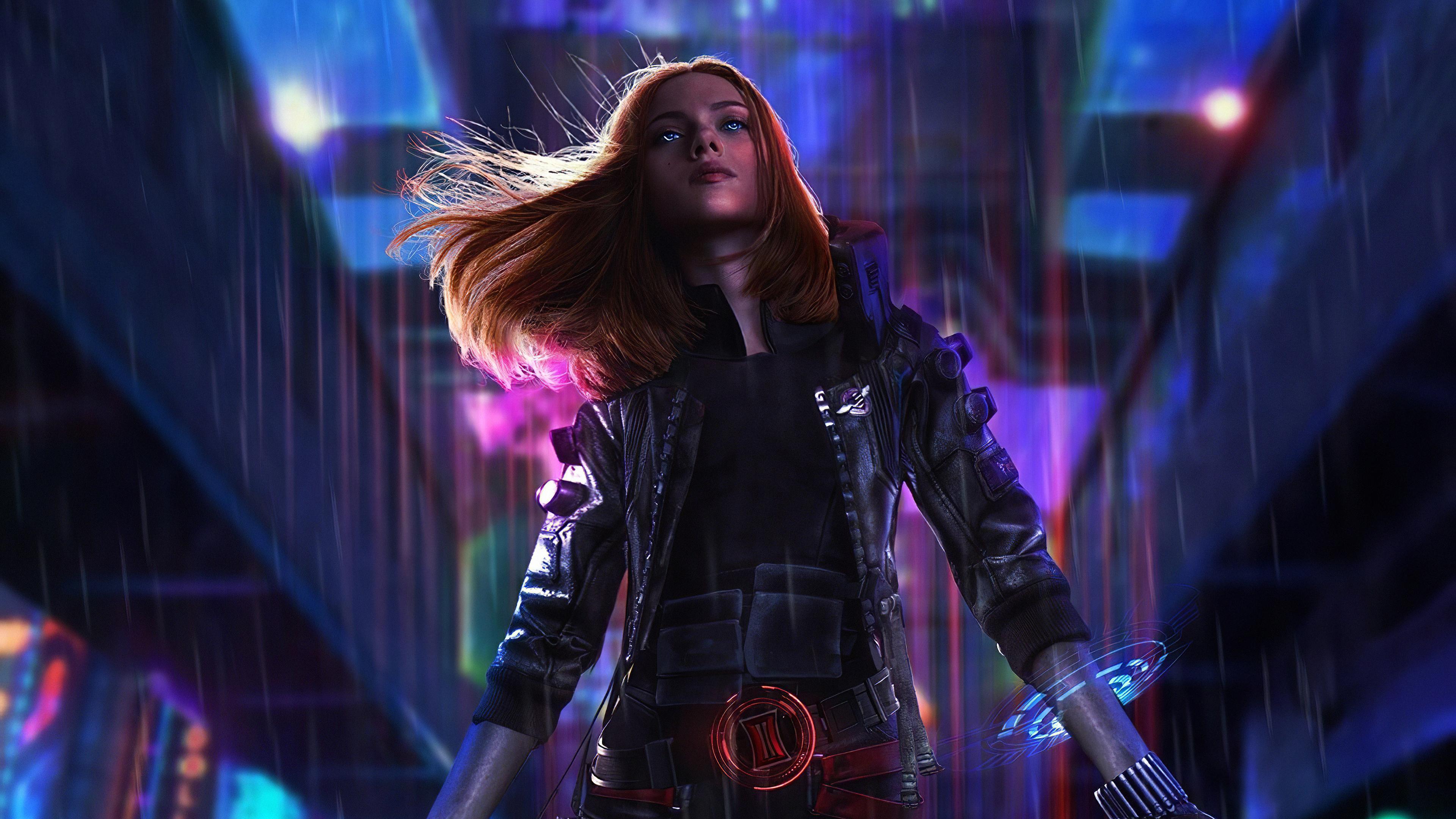 cyberpunk black widow 1572368592 - Cyberpunk Black Widow - superheroes wallpapers, hd-wallpapers, cyberpunk wallpapers, black widow wallpapers, artwork wallpapers, artstation wallpapers, 4k-wallpapers