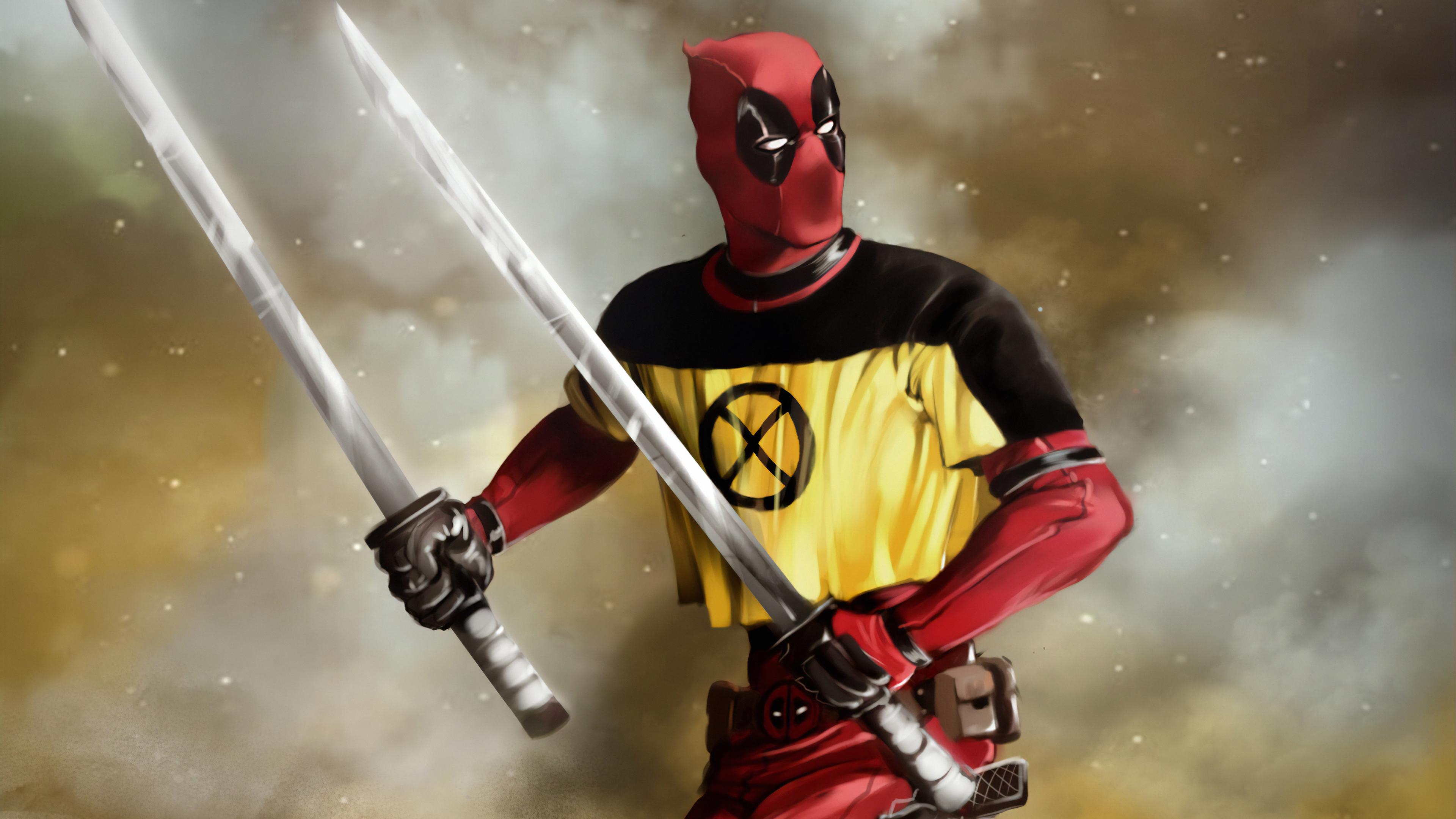deadpool sword 1570394677 - Deadpool Sword - superheroes wallpapers, hd-wallpapers, digital art wallpapers, deadpool wallpapers, artwork wallpapers, artstation wallpapers, 4k-wallpapers