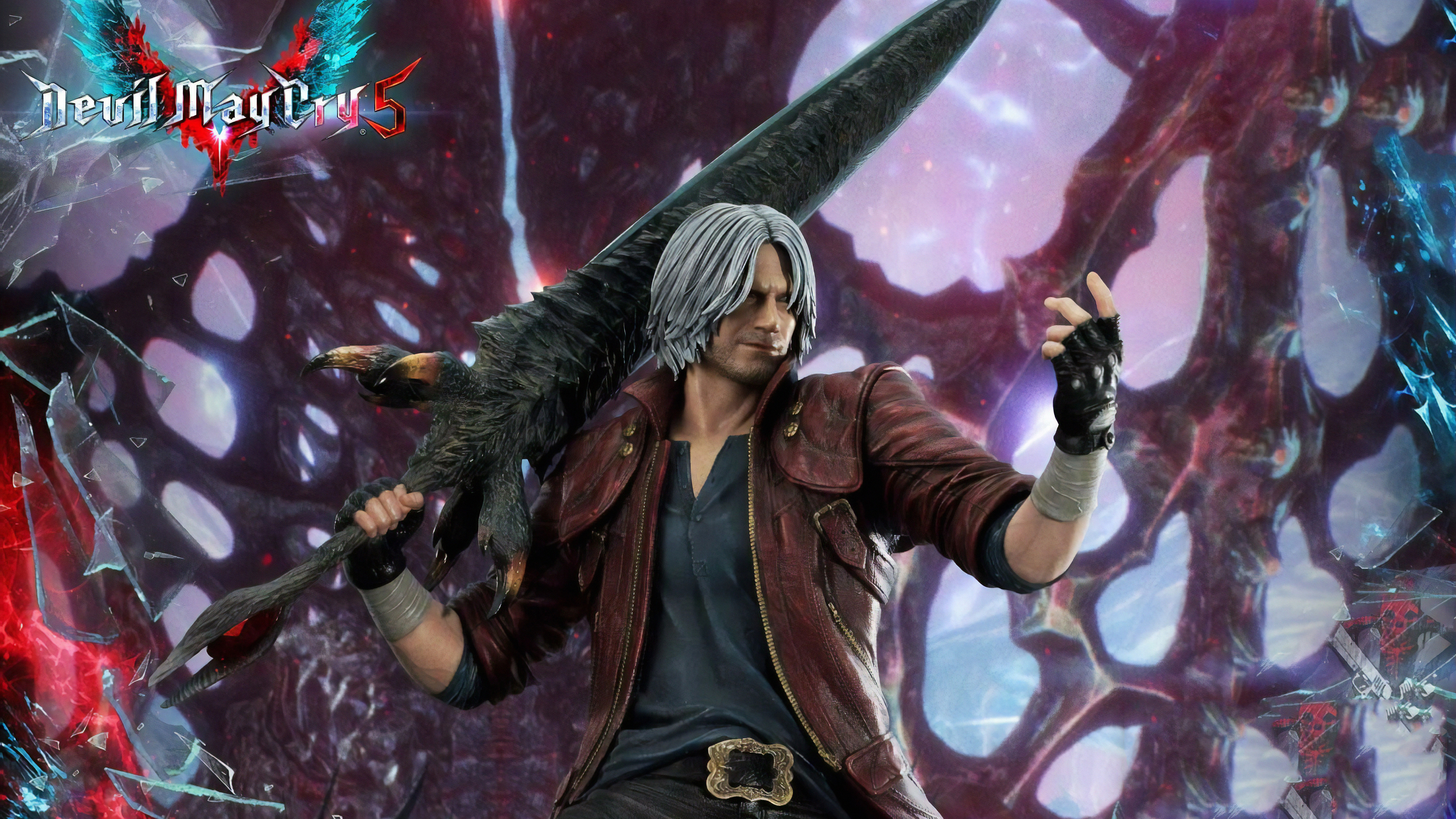 Wallpaper 4k Devil May Cry 2019 2019 Games Wallpapers 4k