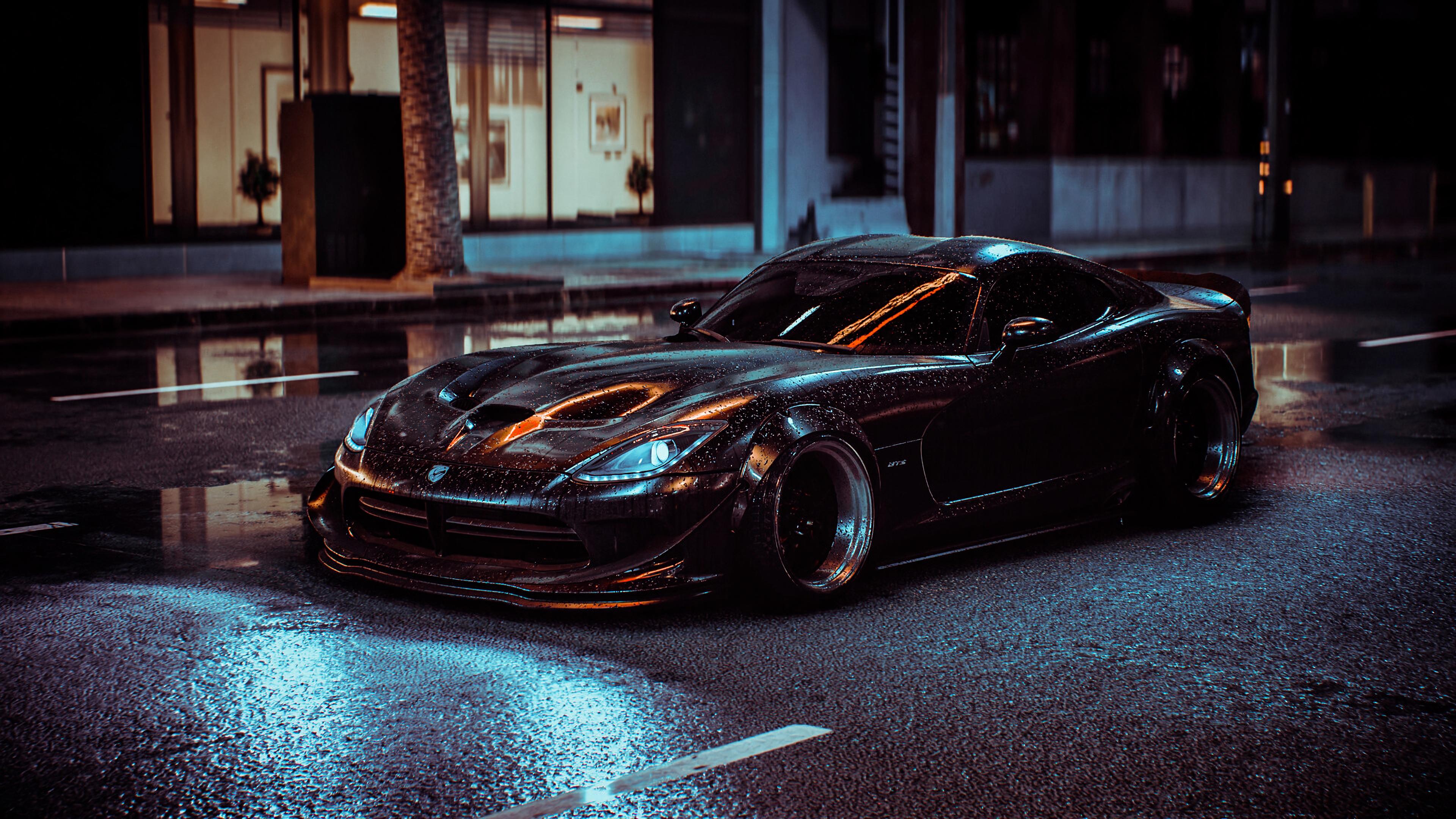 Wallpaper 4k Dodge Viper Srt Need For Speed 4k Wallpapers
