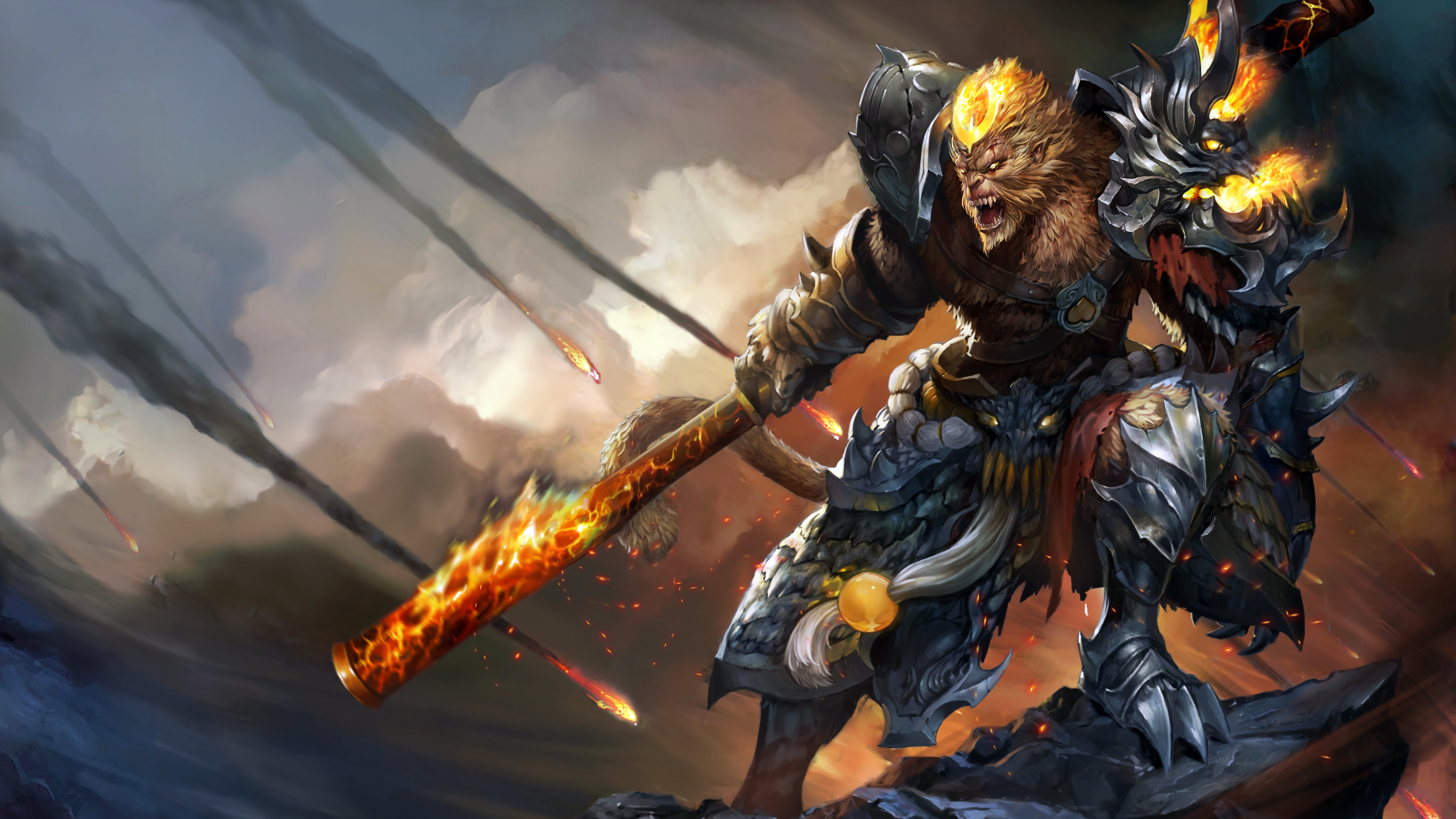 general wukong league of legends artwork 1570392731 - General Wukong League Of Legends Artwork - league of legends wallpapers, hd-wallpapers, games wallpapers, digital art wallpapers, artwork wallpapers, artist wallpapers, 4k-wallpapers
