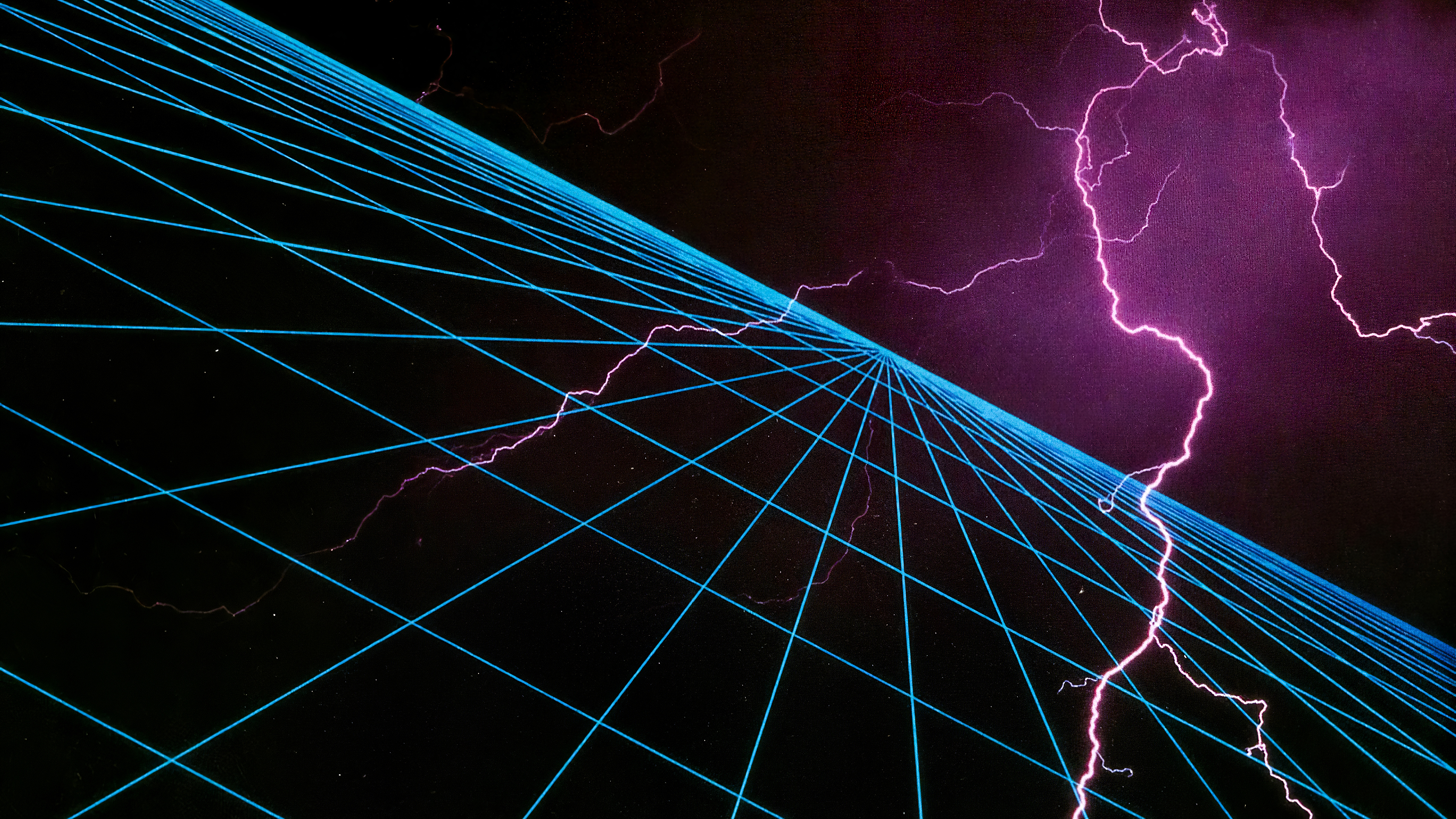 grid light abstract 1570394910 - Grid Light Abstract - retrowave wallpapers, hd-wallpapers, grid wallpapers, digital art wallpapers, abstract wallpapers, 4k-wallpapers