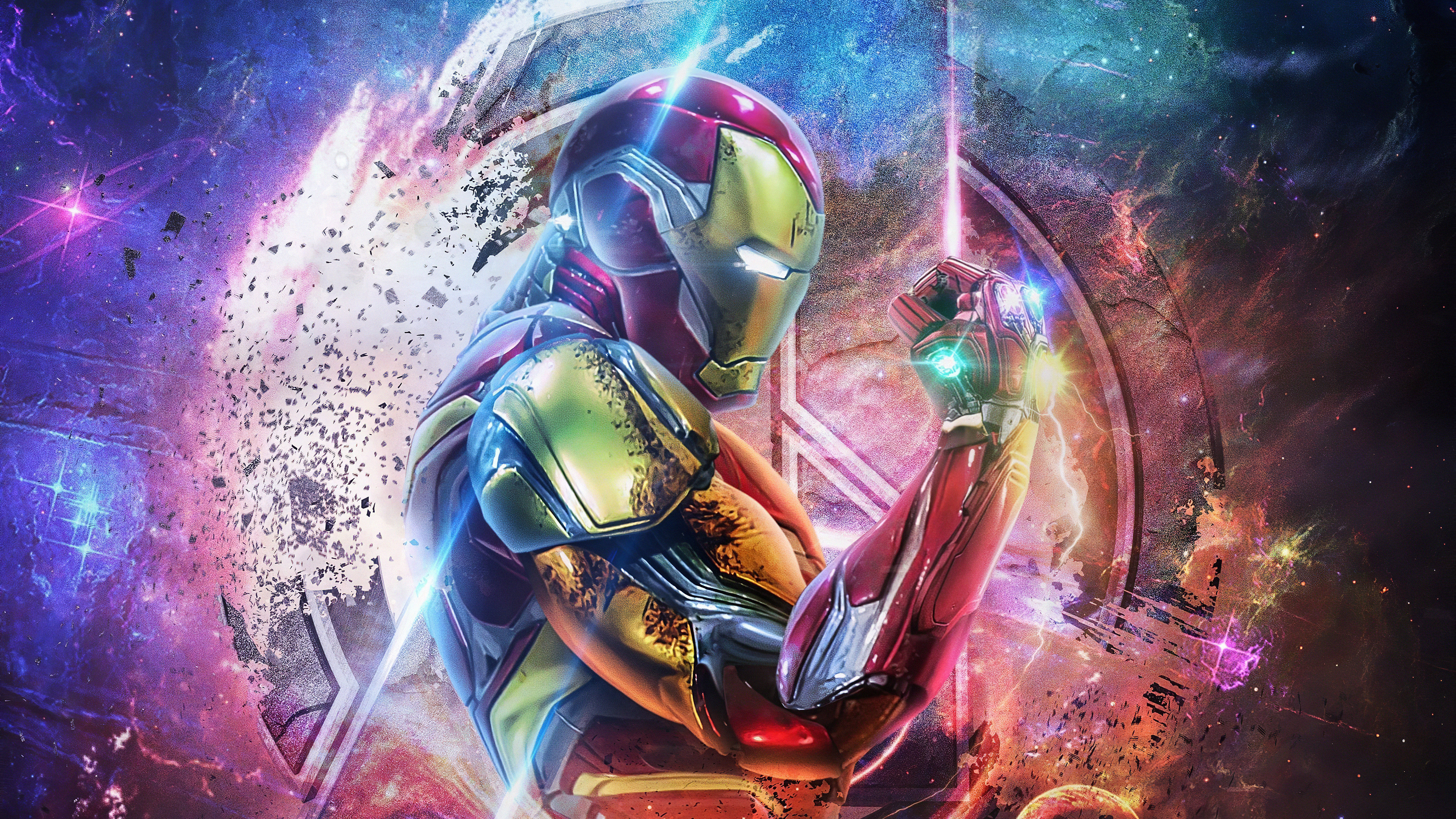iron man avengers endgame 1572368981 - Iron Man Avengers Endgame - superheroes wallpapers, iron man wallpapers, hd-wallpapers, digital art wallpapers, avengers endgame wallpapers, artwork wallpapers, 4k-wallpapers
