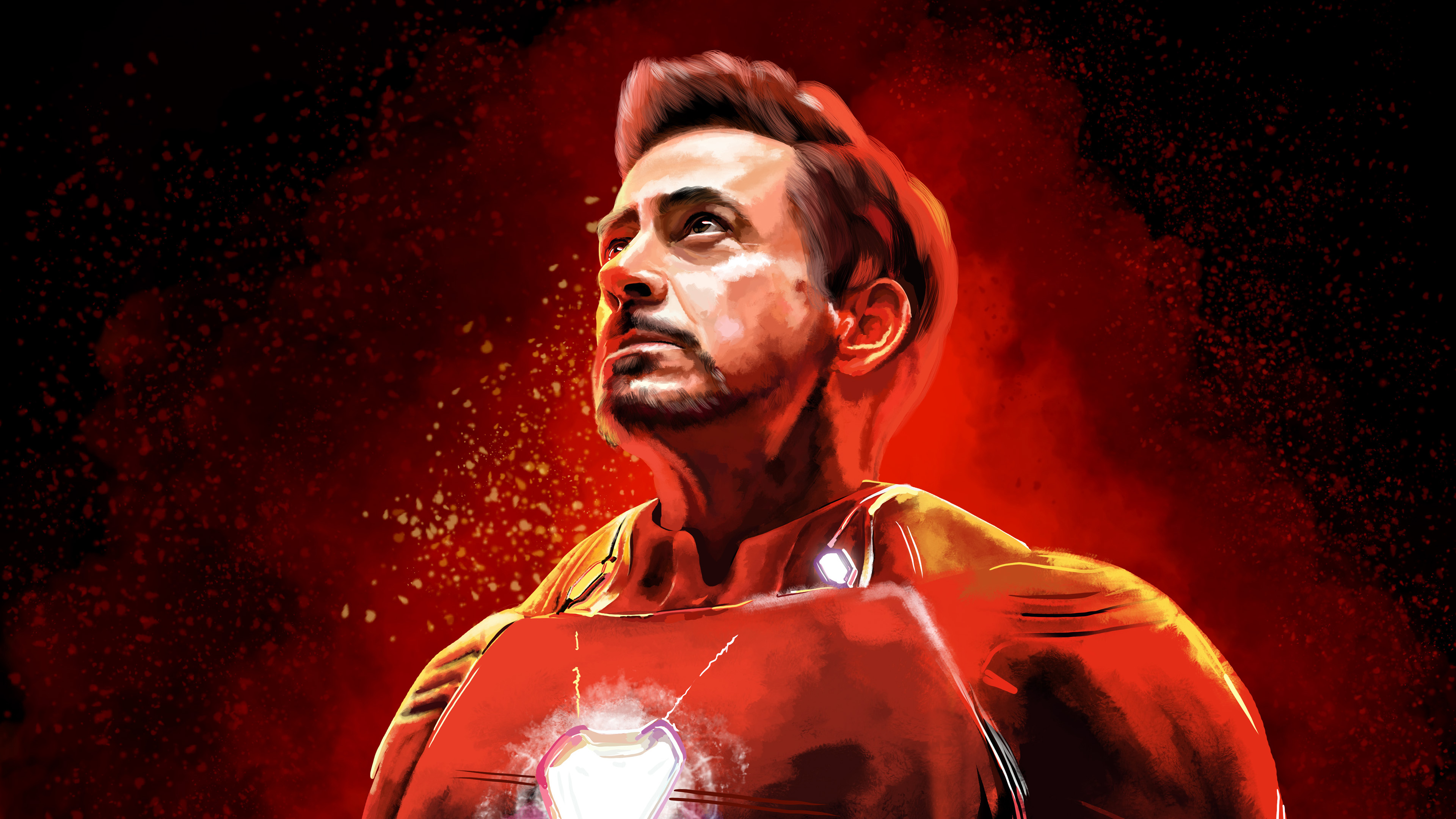iron man robert downey 1572368498 - Iron Man Robert Downey - superheroes wallpapers, iron man wallpapers, hd-wallpapers, digital art wallpapers, behance wallpapers, artwork wallpapers, 4k-wallpapers