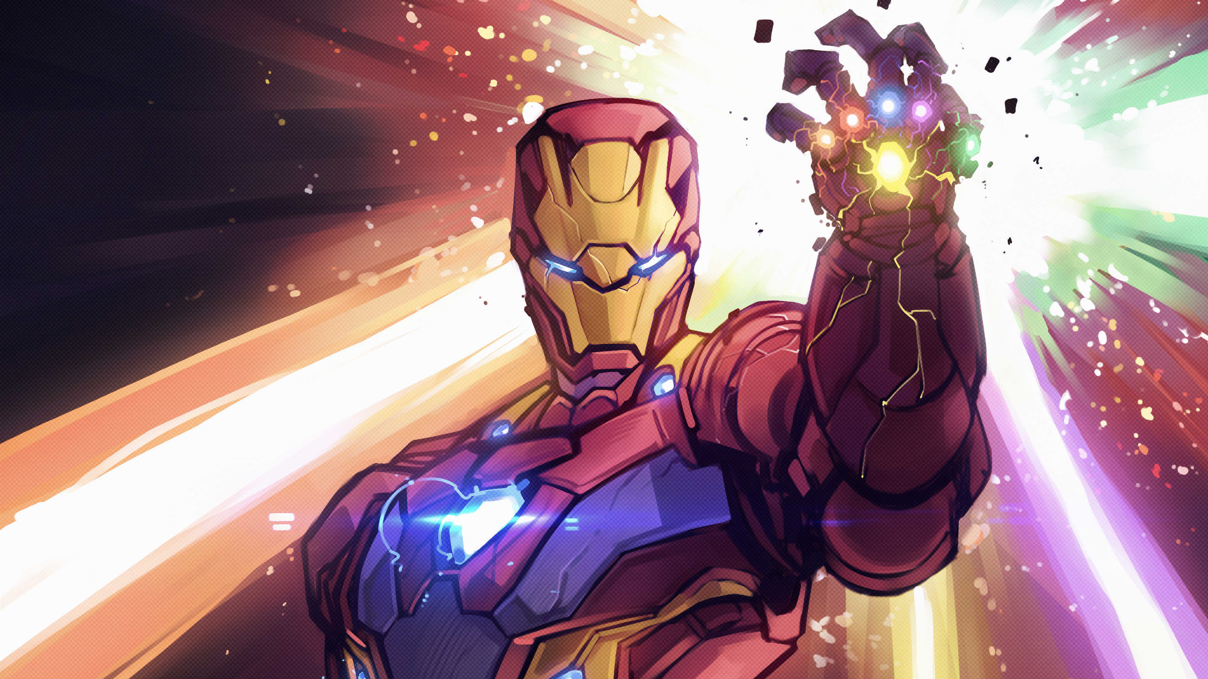 iron man stones 1570394649 - Iron Man Stones - superheroes wallpapers, iron man wallpapers, hd-wallpapers, digital art wallpapers, artwork wallpapers, 4k-wallpapers