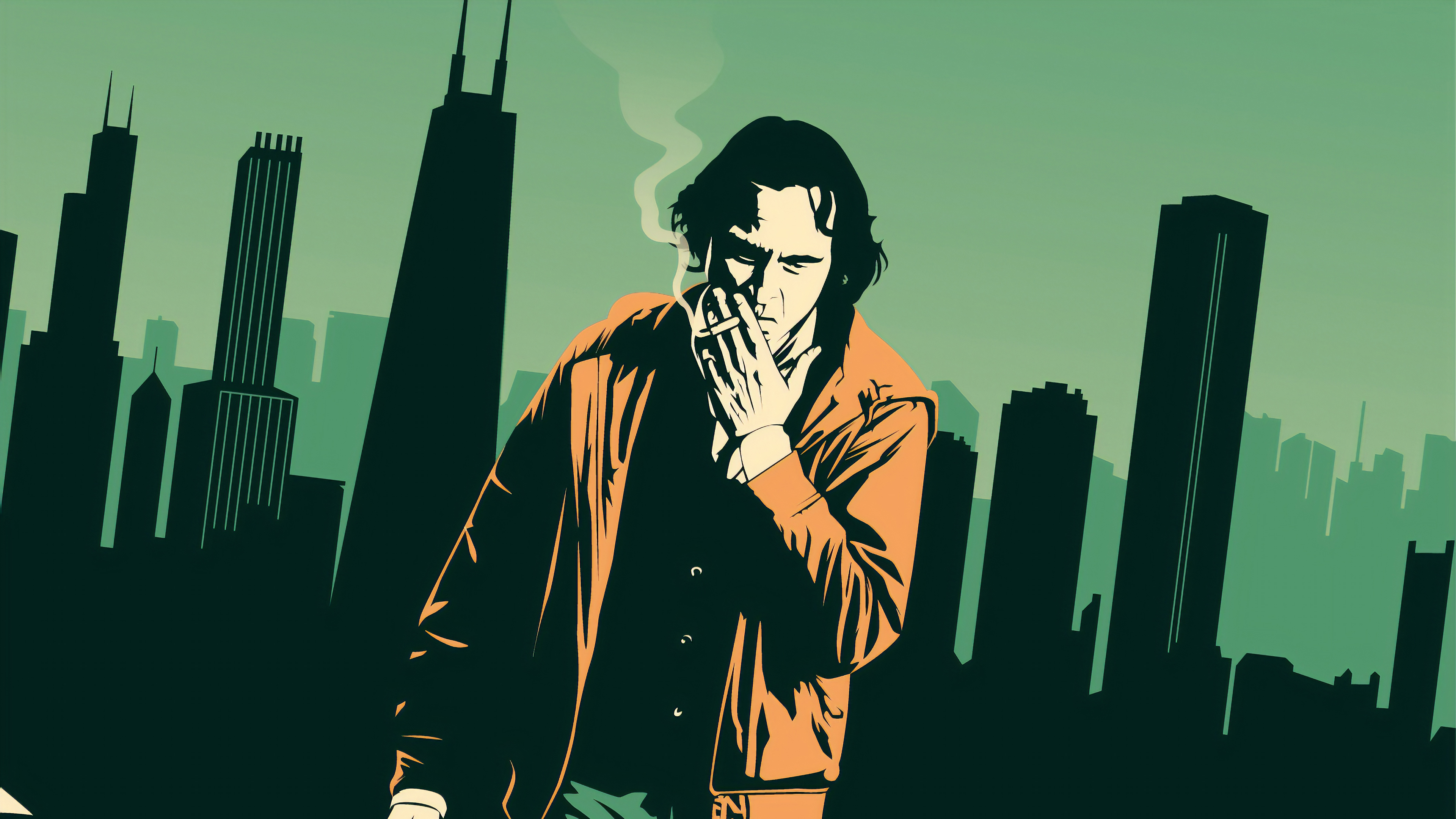 joaquin phoenix smoking 1570919692 - Joaquin Phoenix Smoking - smoking wallpapers, poster wallpapers, movies wallpapers, joker wallpapers, joker movie wallpapers, joaquin phoenix wallpapers, hd-wallpapers, behance wallpapers, 2019 movies wallpapers