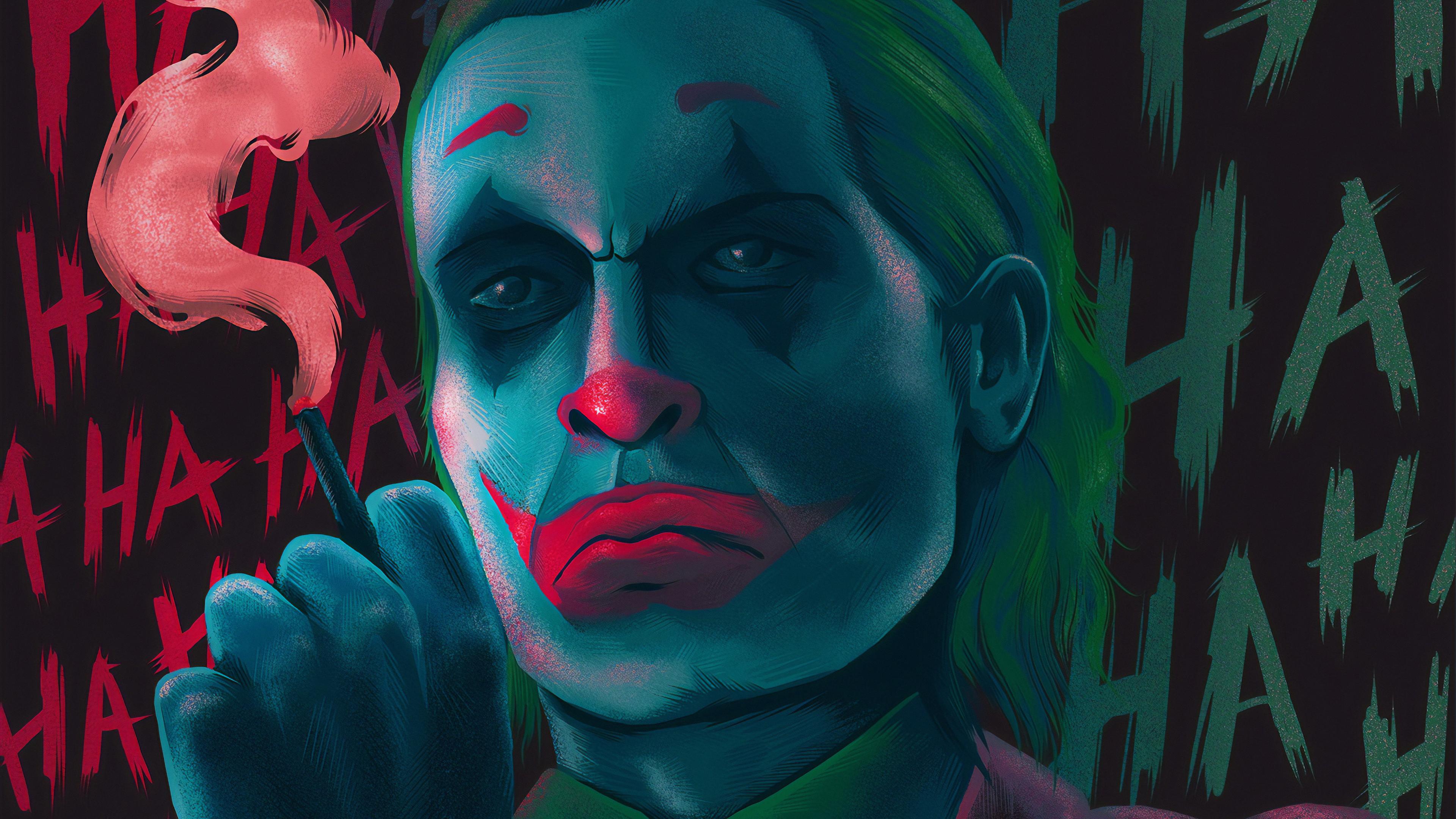 Wallpaper 4k Joker 2019 4k Wallpapers Hd Wallpapers Joker