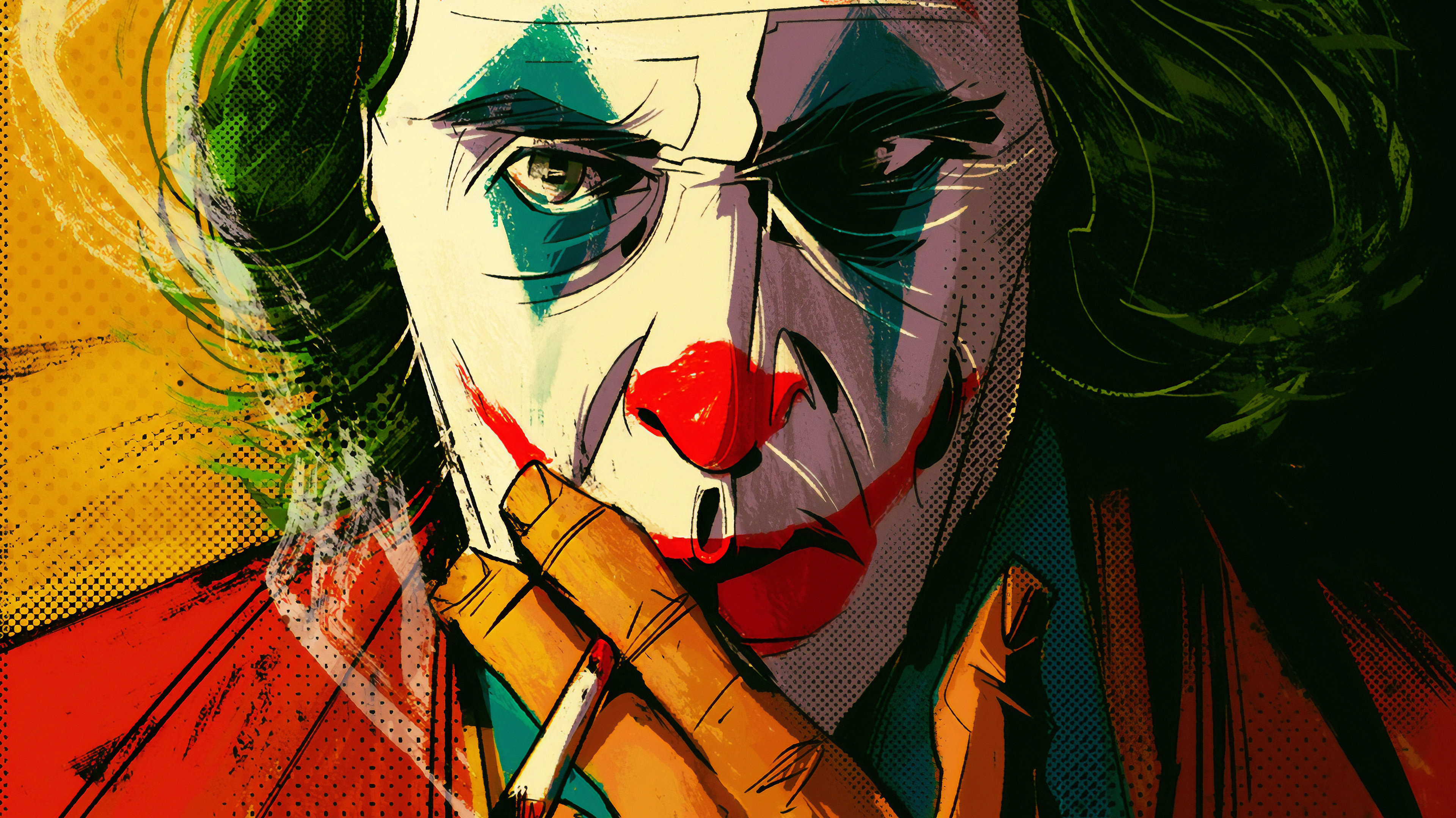 joker cigratte new 1572368690 - Joker Cigratte New - supervillain wallpapers, superheroes wallpapers, joker wallpapers, joker movie wallpapers, hd-wallpapers, 4k-wallpapers
