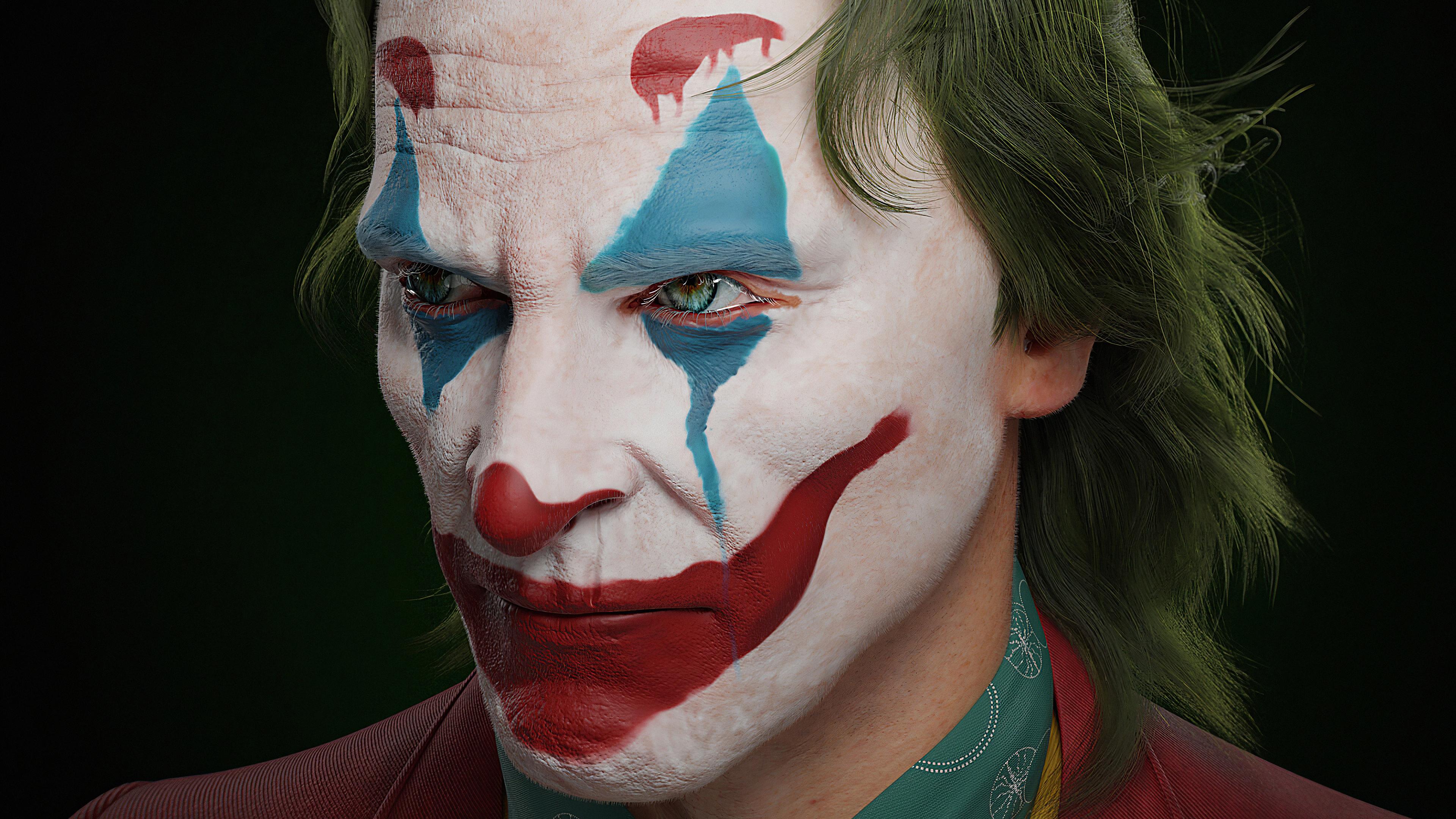 joker closeup digital art 1572368783 - Joker Closeup Digital Art - supervillain wallpapers, superheroes wallpapers, joker wallpapers, joker movie wallpapers, hd-wallpapers, 4k-wallpapers
