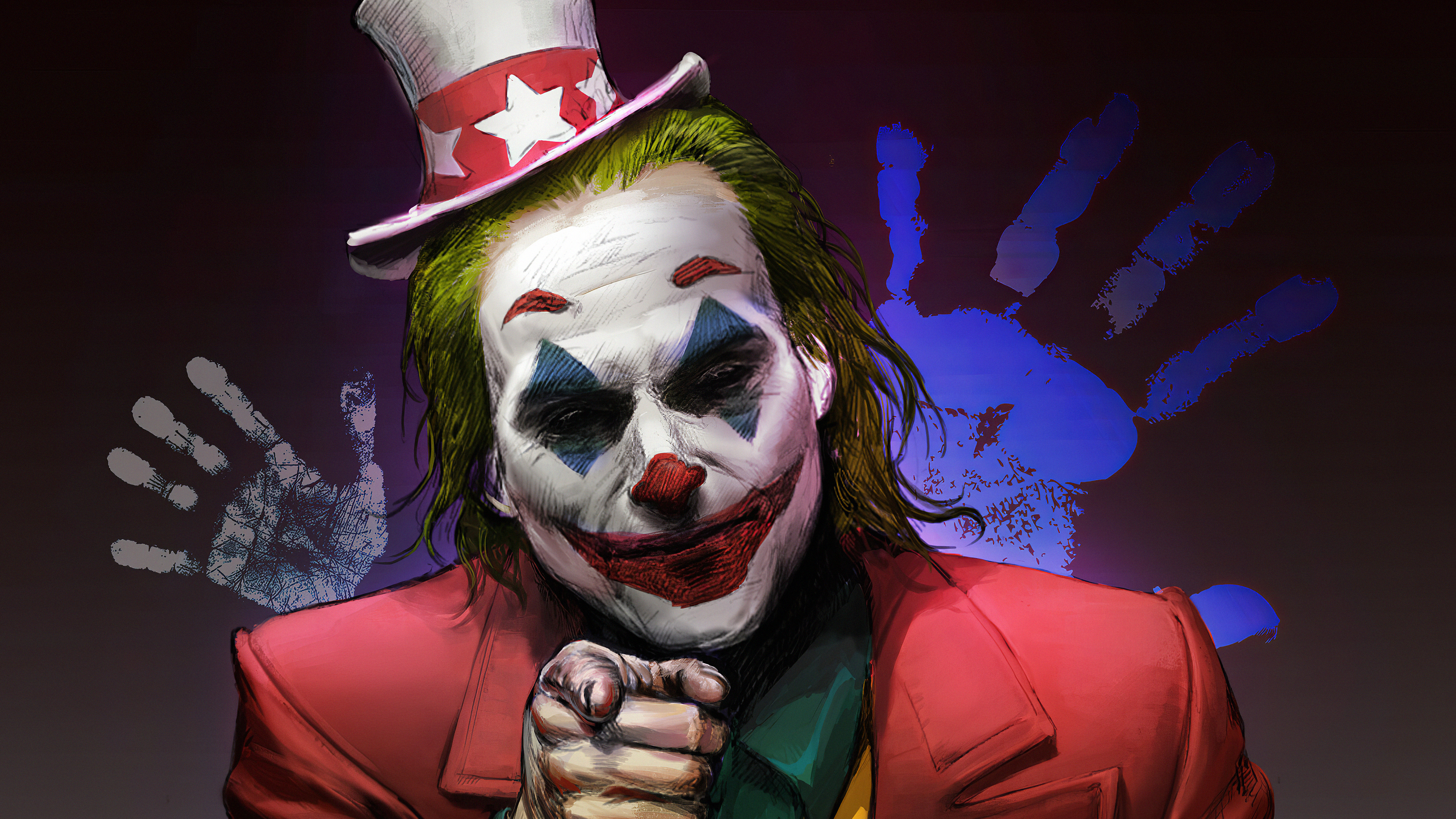 joker clown face 1572368766 - Joker Clown Face - supervillain wallpapers, superheroes wallpapers, joker wallpapers, joker movie wallpapers, hd-wallpapers, 4k-wallpapers