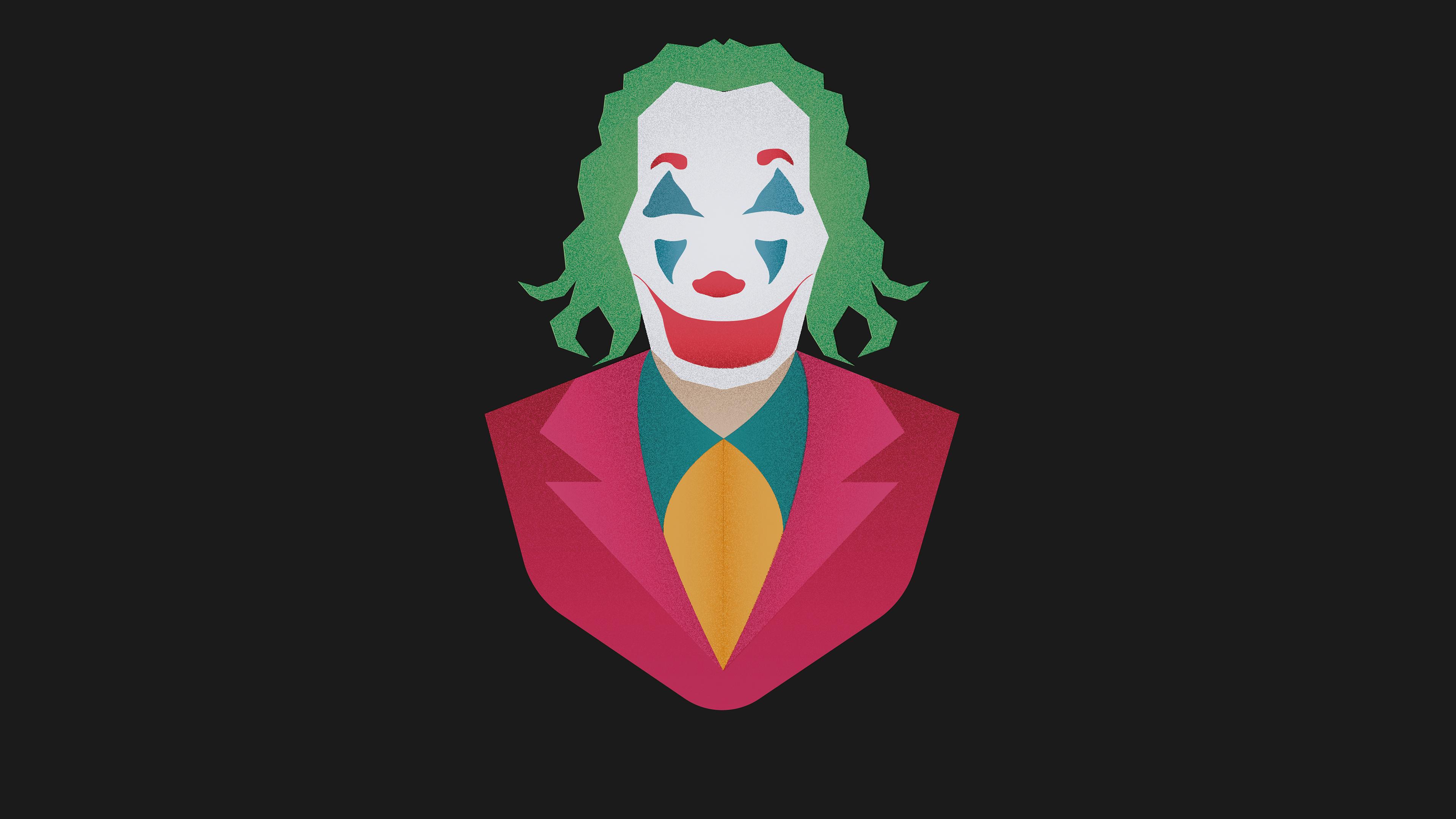 joker movie minimalism2 1572368774 - Joker Movie Minimalism2 - supervillain wallpapers, superheroes wallpapers, joker wallpapers, joker movie wallpapers, hd-wallpapers, behance wallpapers, artwork wallpapers, 4k-wallpapers
