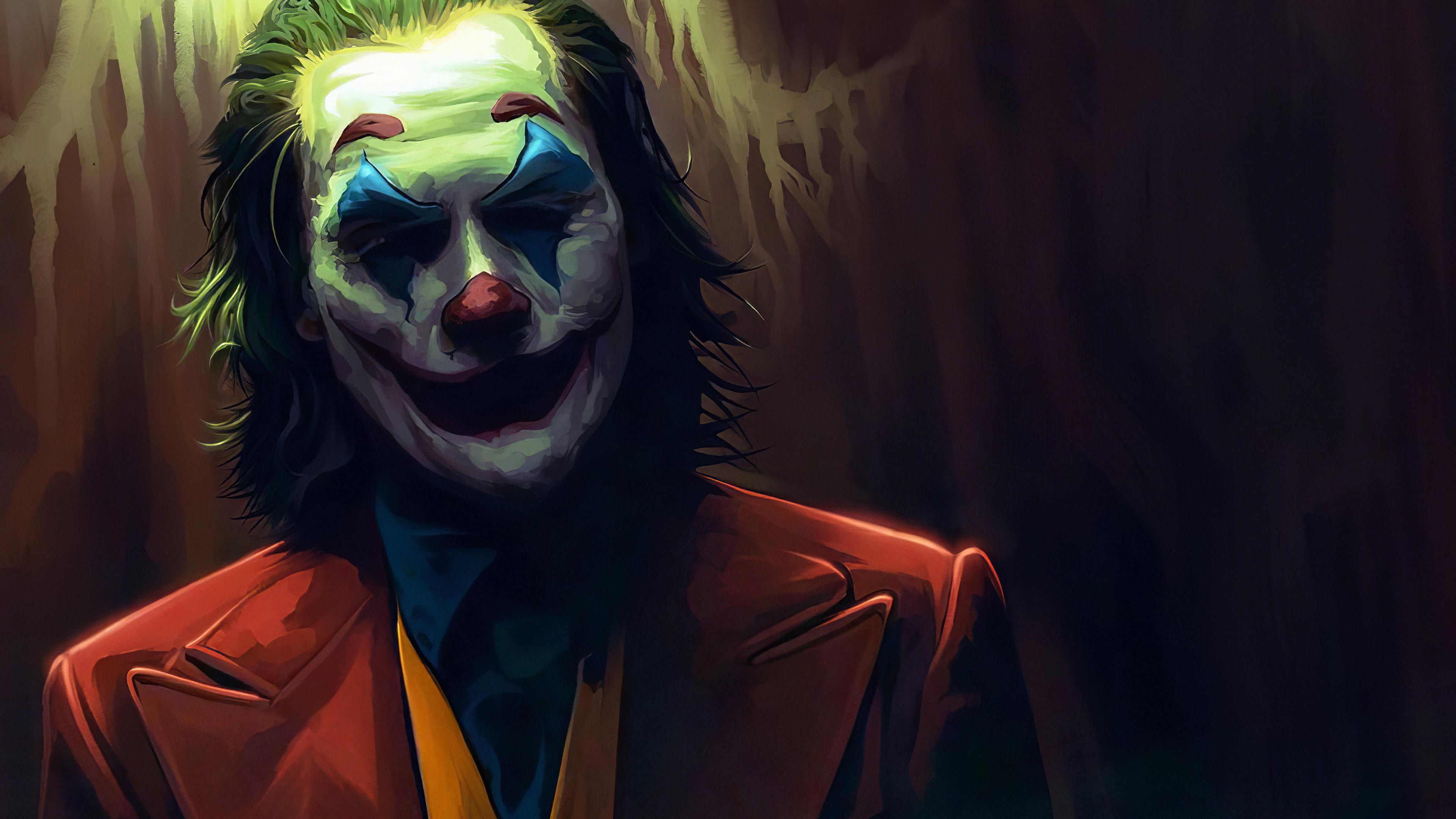 joker newart 2019 1572368590 - Joker Newart 2019 - supervillain wallpapers, superheroes wallpapers, joker wallpapers, joker movie wallpapers, hd-wallpapers, 4k-wallpapers