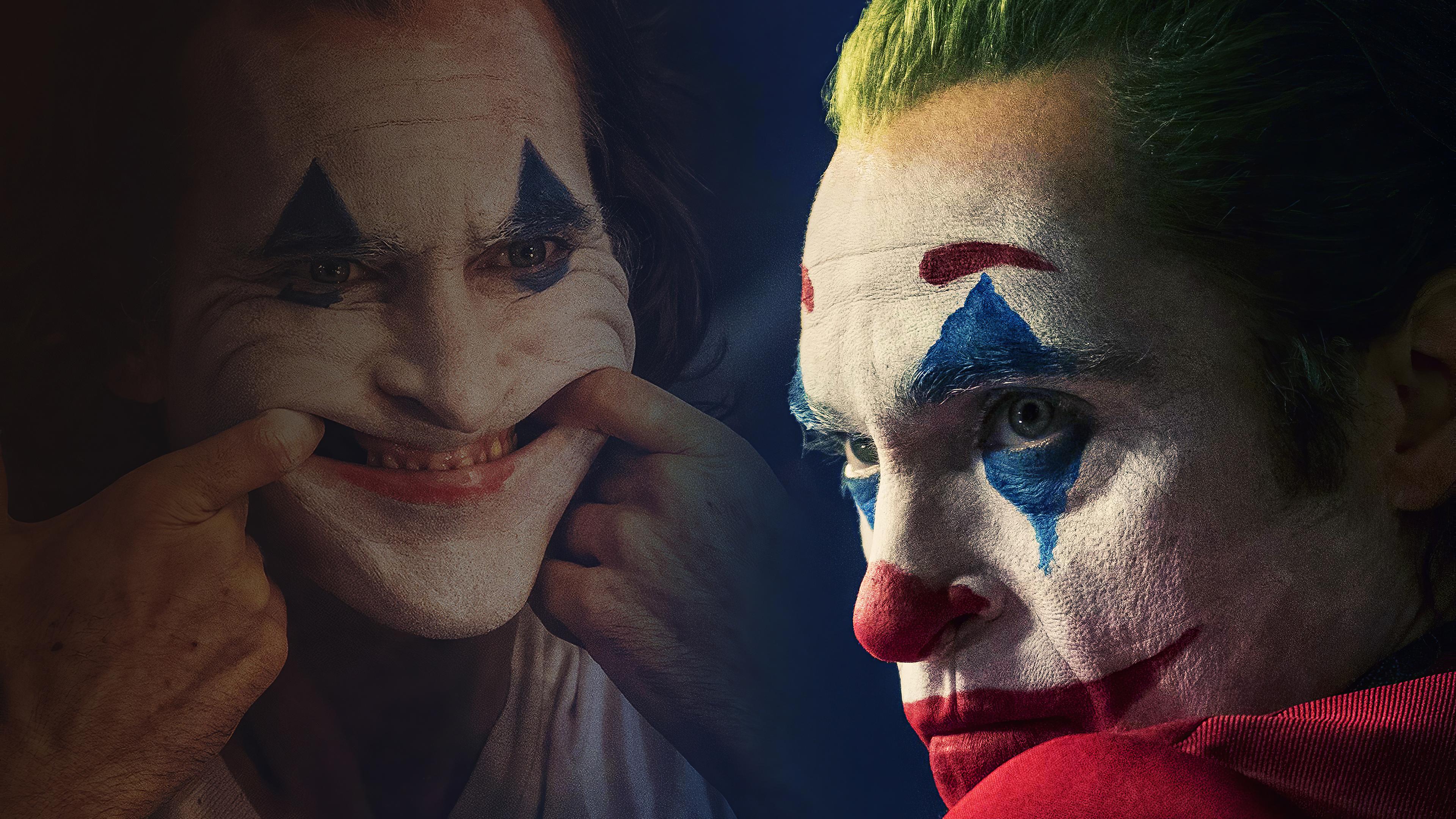 joker smile theraphy 1572368854 - Joker Smile Theraphy - supervillain wallpapers, superheroes wallpapers, joker wallpapers, hd-wallpapers, behance wallpapers, 4k-wallpapers