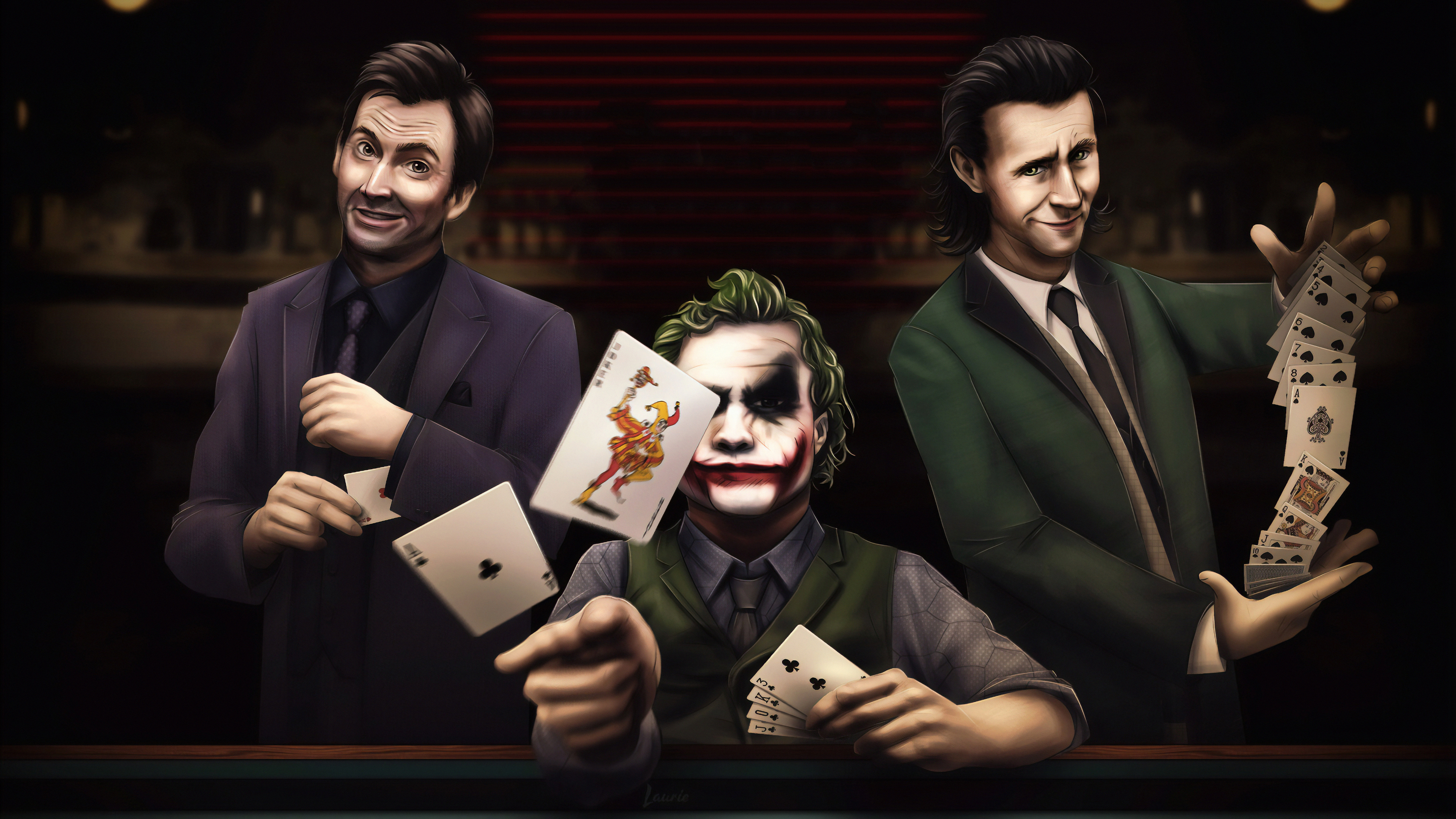 joker the mad one 1572368675 - Joker The Mad One - superheroes wallpapers, joker wallpapers, hd-wallpapers, dc comics wallpapers, artstation wallpapers, 4k-wallpapers
