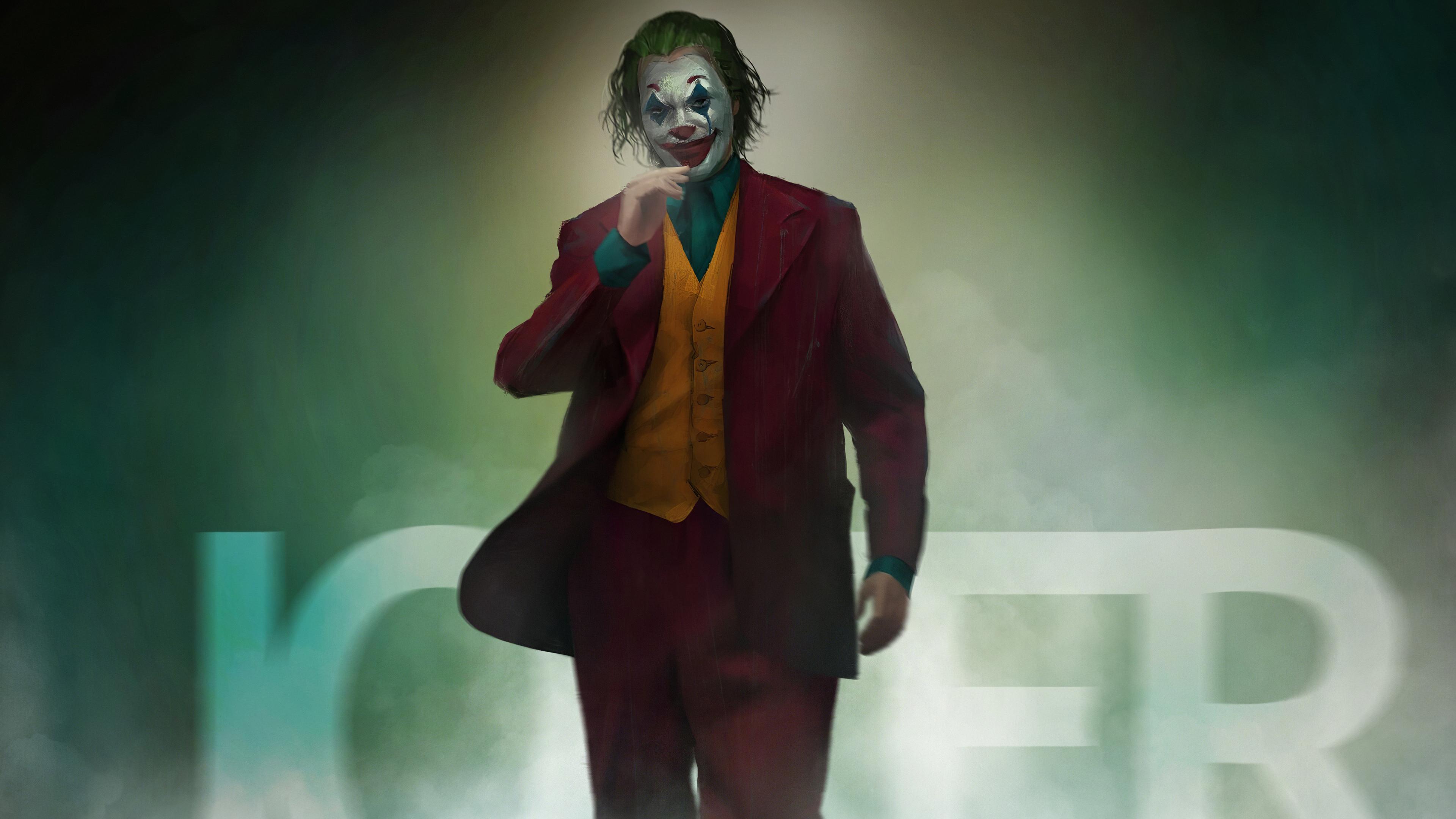 joker walking art 1572368582 - Joker Walking Art - supervillain wallpapers, superheroes wallpapers, joker wallpapers, joker movie wallpapers, hd-wallpapers, artwork wallpapers, 4k-wallpapers