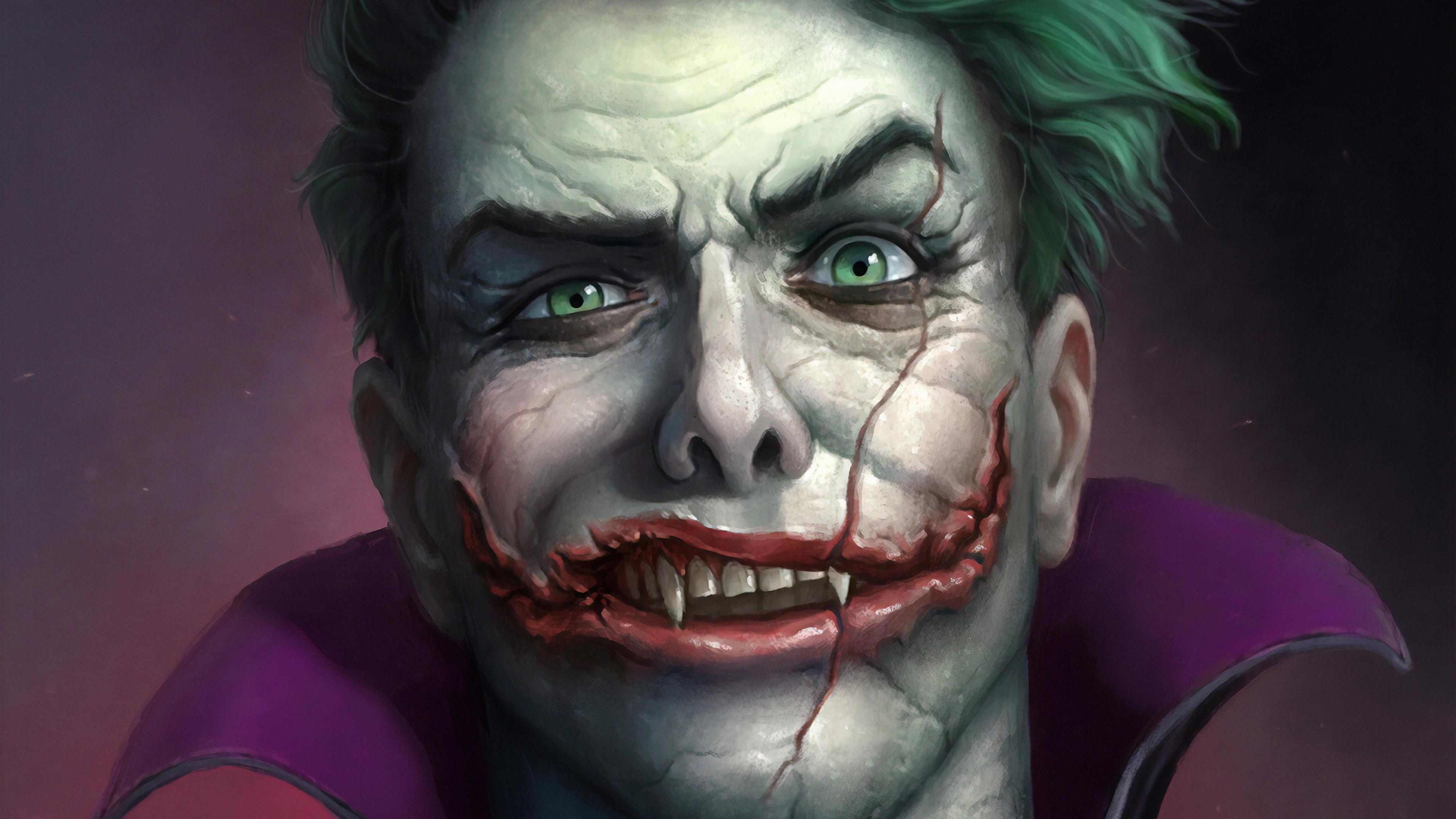joker weird 1570393992 - Joker Weird - superheroes wallpapers, joker wallpapers, hd-wallpapers, dc comics wallpapers, artstation wallpapers, 4k-wallpapers
