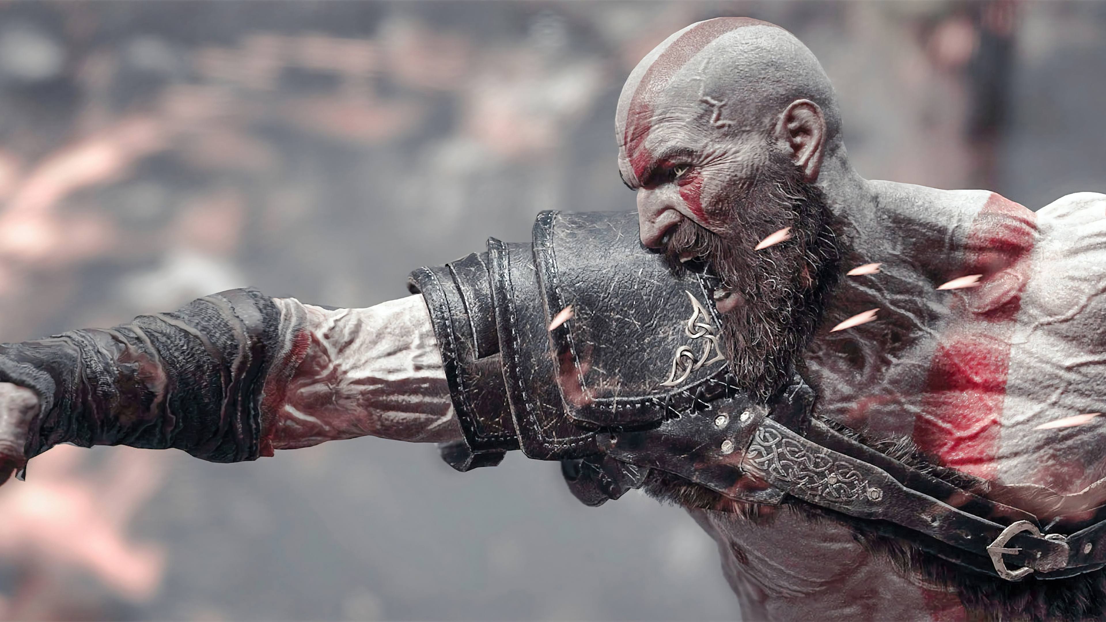 kratos digital art 1570392892 - Kratos Digital Art - ps games wallpapers, kratos wallpapers, hd-wallpapers, god of war wallpapers, god of war 4 wallpapers, games wallpapers, deviantart wallpapers, 4k-wallpapers, 2019 games wallpapers