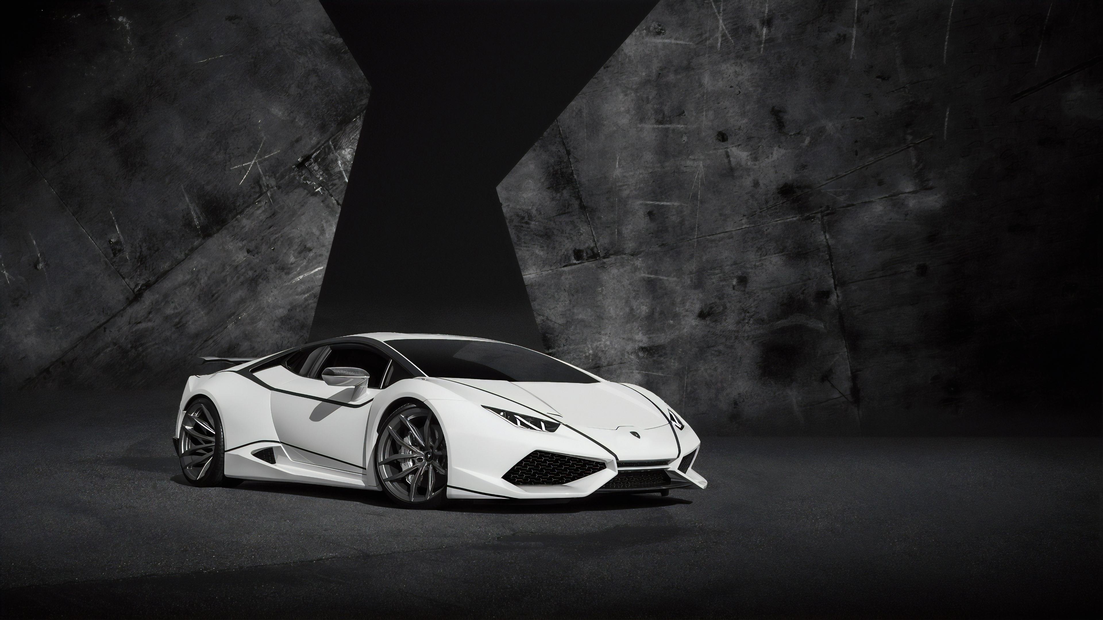 Wallpaper 4k Lamborghini Aventador