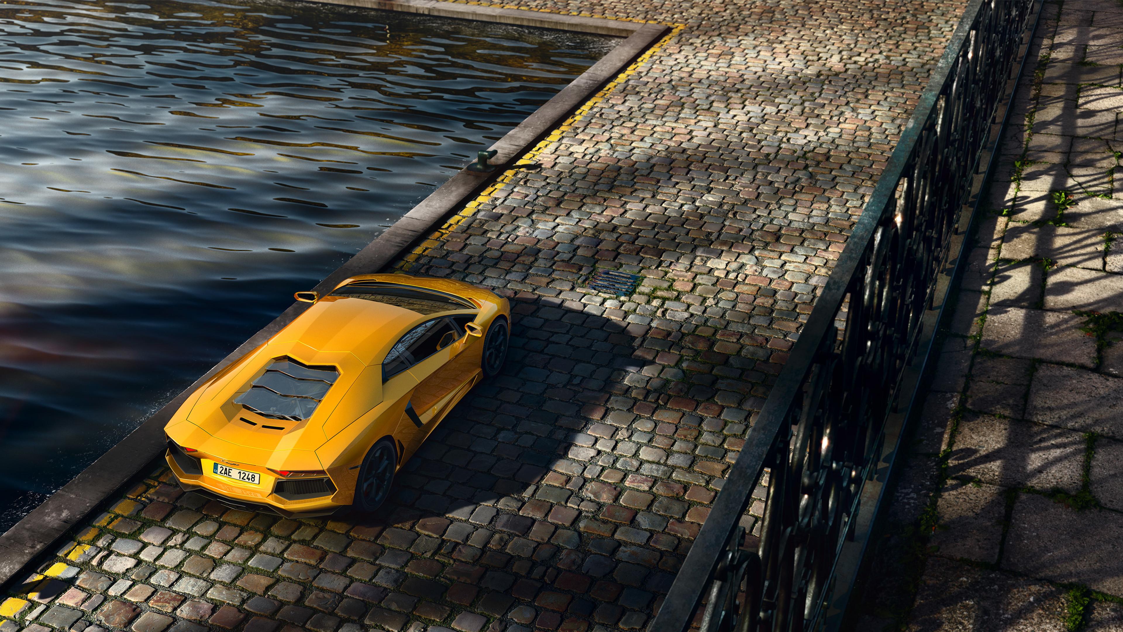 lamborghini upper view 1570392047 - Lamborghini Upper View - lamborghini wallpapers, hd-wallpapers, cars wallpapers, 4k-wallpapers