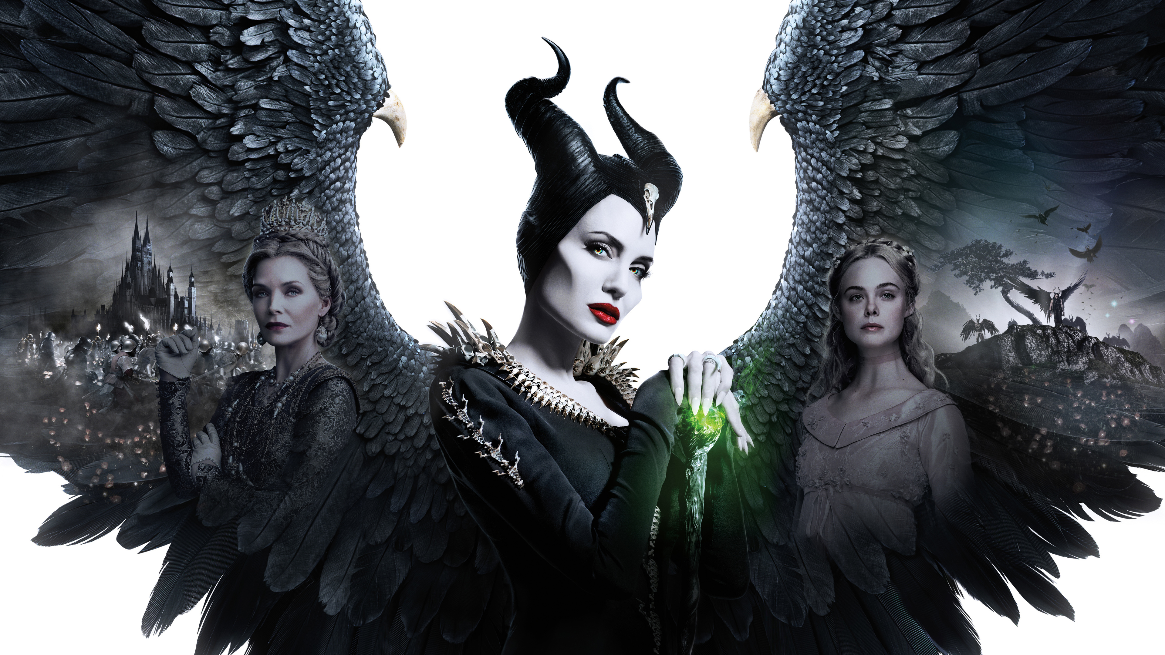maleficent mistress of evil 2019 poster 1570919700 - Maleficent Mistress Of Evil 2019 Poster - movies wallpapers, maleficent wallpapers, maleficent mistress of evil wallpapers, hd-wallpapers, angelina jolie wallpapers, 5k wallpapers, 4k-wallpapers, 2019 movies wallpapers