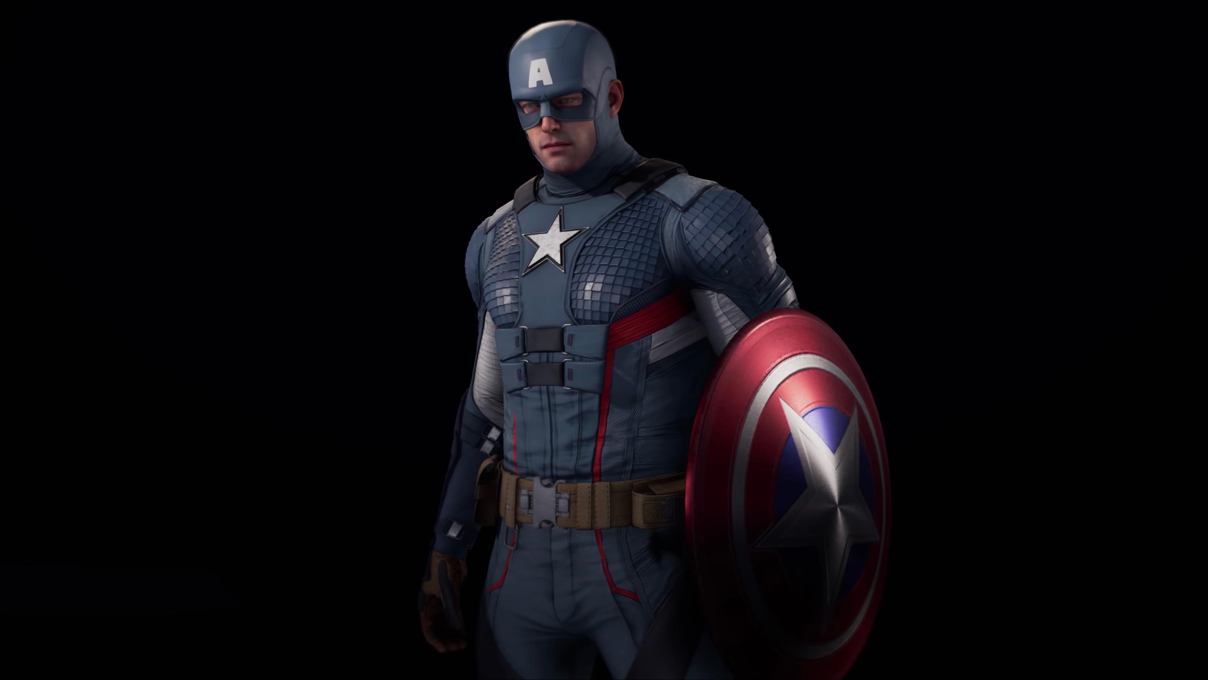 marvels avenger captain america 1570393122 - Marvels Avenger Captain America - marvels avengers wallpapers, marvel wallpapers, hd-wallpapers, games wallpapers, captain america wallpapers, avengers-wallpapers, 4k-wallpapers