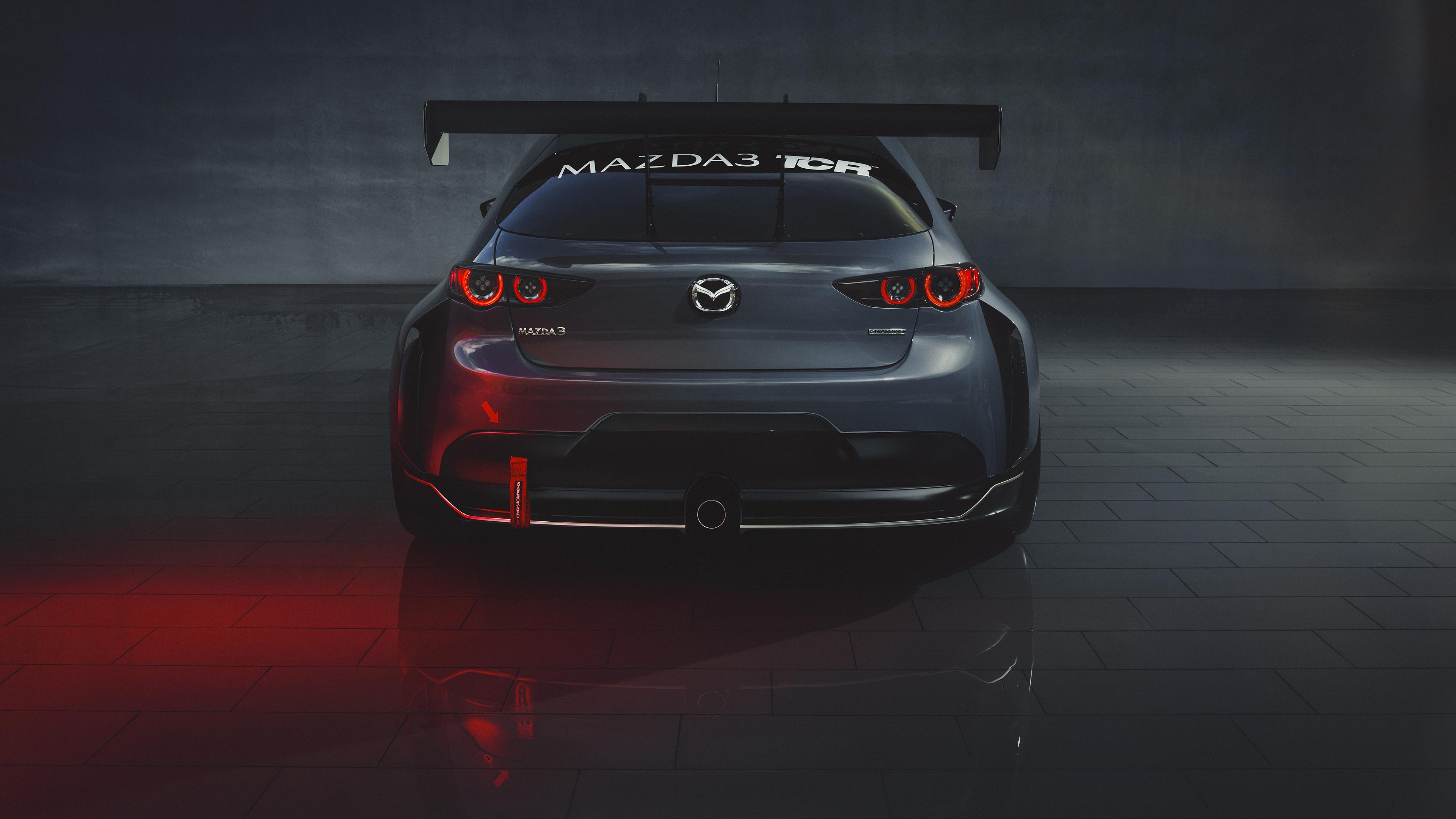 mazda 3 tcr 2020 1570919254 - Mazda 3 Tcr 2020 - mazda wallpapers, hd-wallpapers, cars wallpapers, 4k-wallpapers, 2020 cars wallpapers