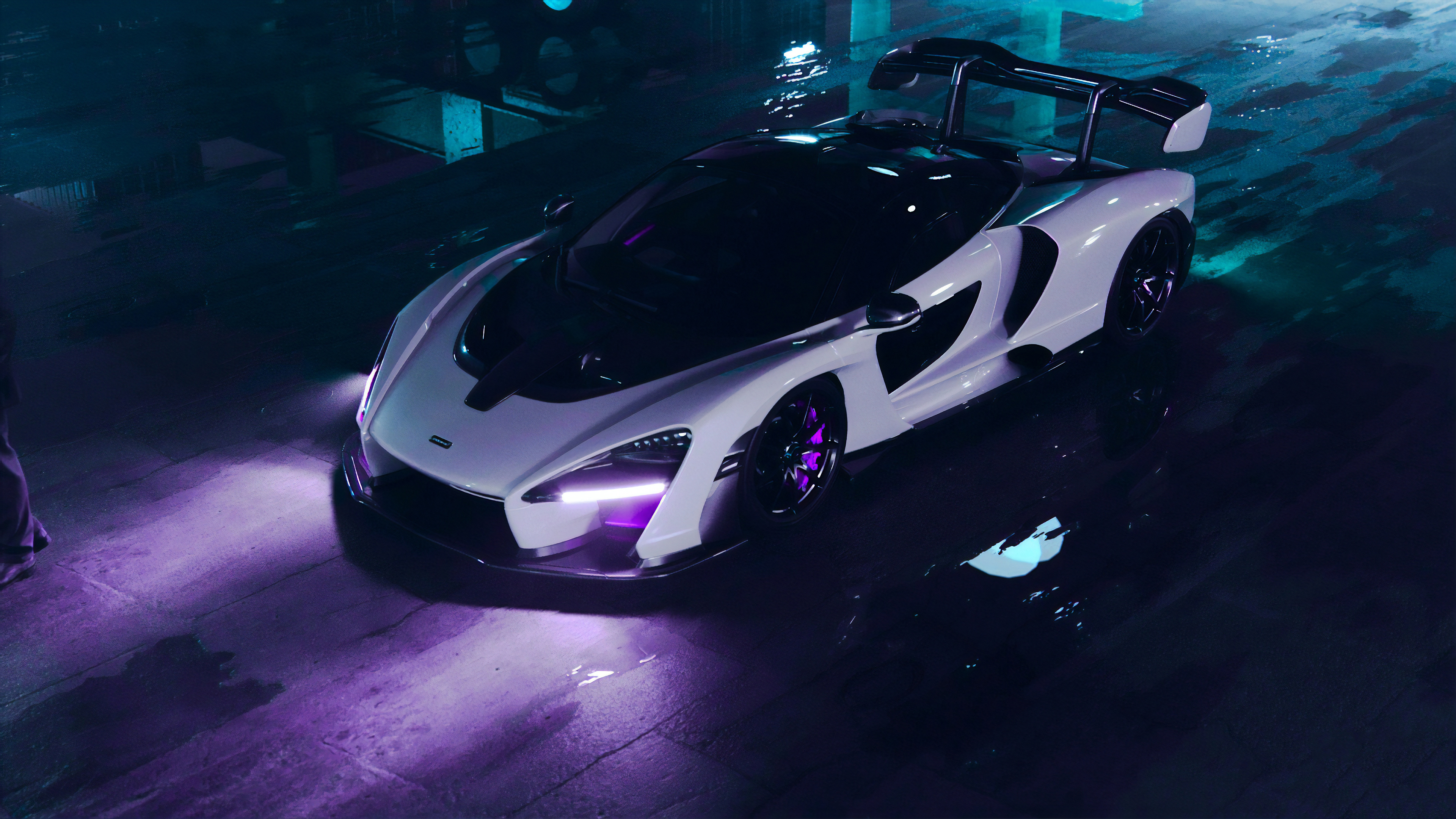 mclaren senna 1570392189 - McLaren Senna - mclaren wallpapers, mclaren senna wallpapers, hd-wallpapers, deviantart wallpapers, cars wallpapers, 4k-wallpapers, 2019 cars wallpapers