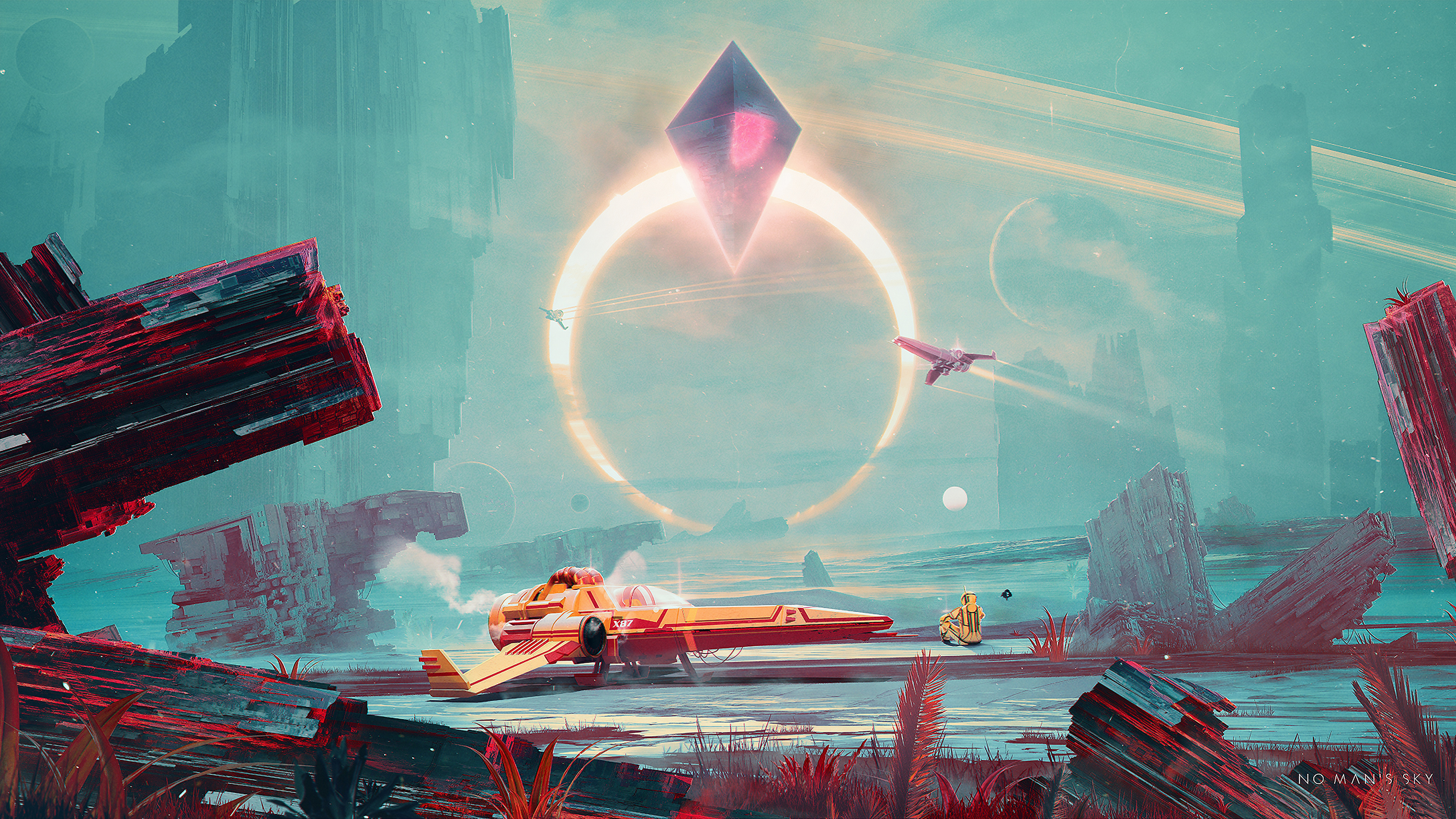 no mans sky 2019 art 1570393491 - No Mans Sky 2019 Art - no mans sky wallpapers, hd-wallpapers, games wallpapers, deviantart wallpapers, 4k-wallpapers, 2019 games wallpapers