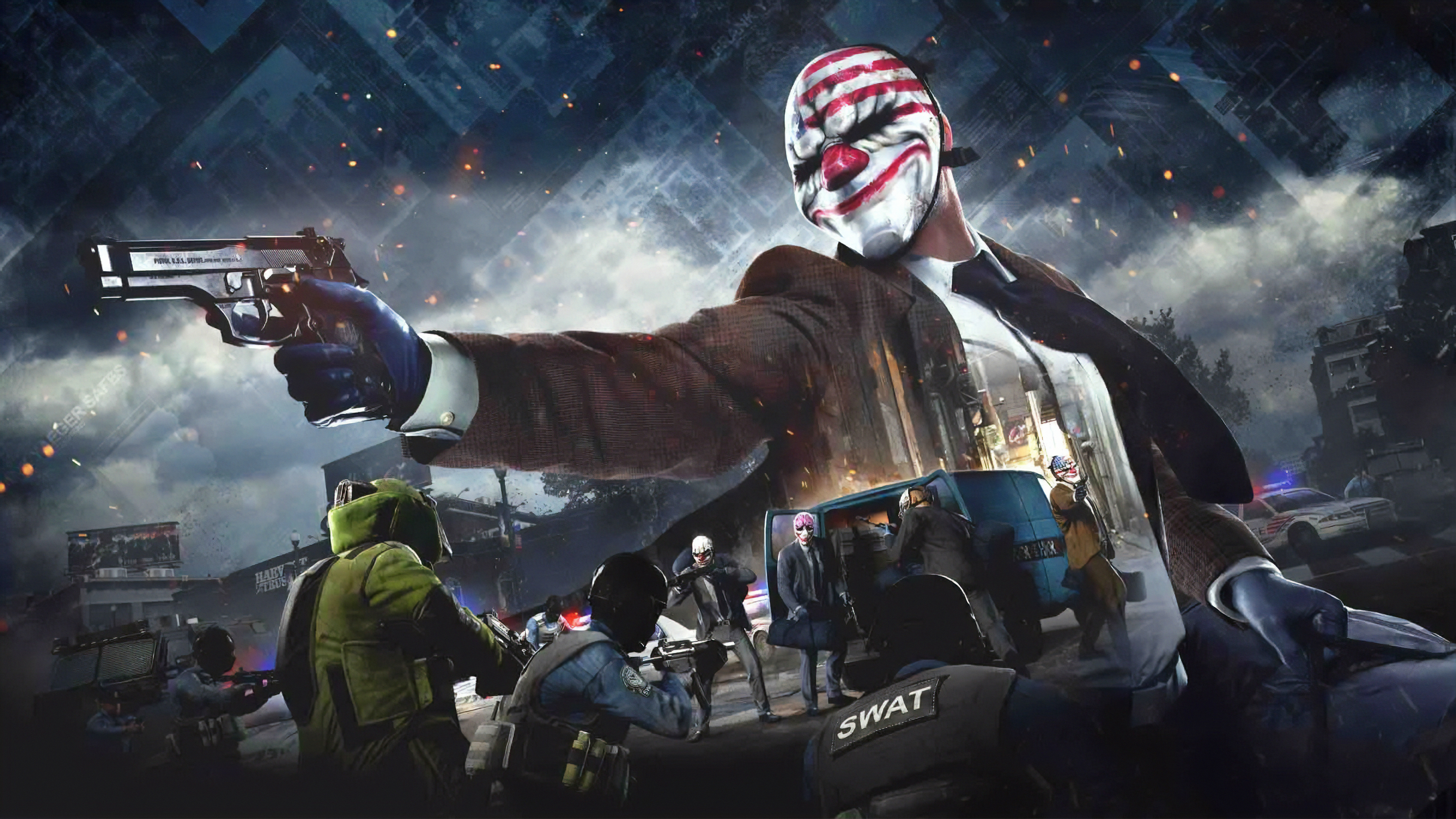payday 1572370218 - Payday - payday 2 wallpapers, hd-wallpapers, games wallpapers, 4k-wallpapers