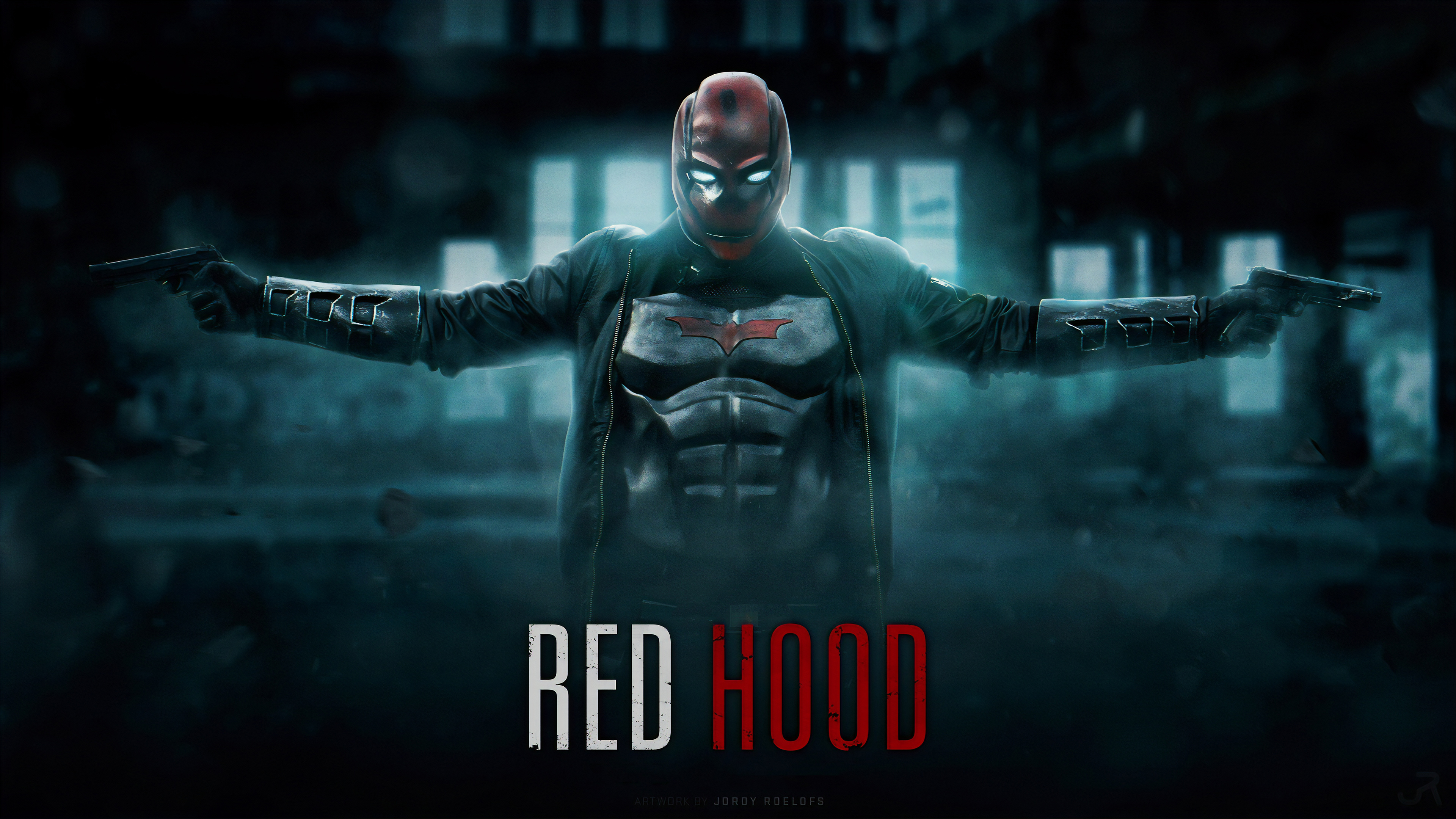 red hood 2019 1570394797 - Red Hood 2019 - superheroes wallpapers, red hood wallpapers, hd-wallpapers, deviantart wallpapers, 4k-wallpapers